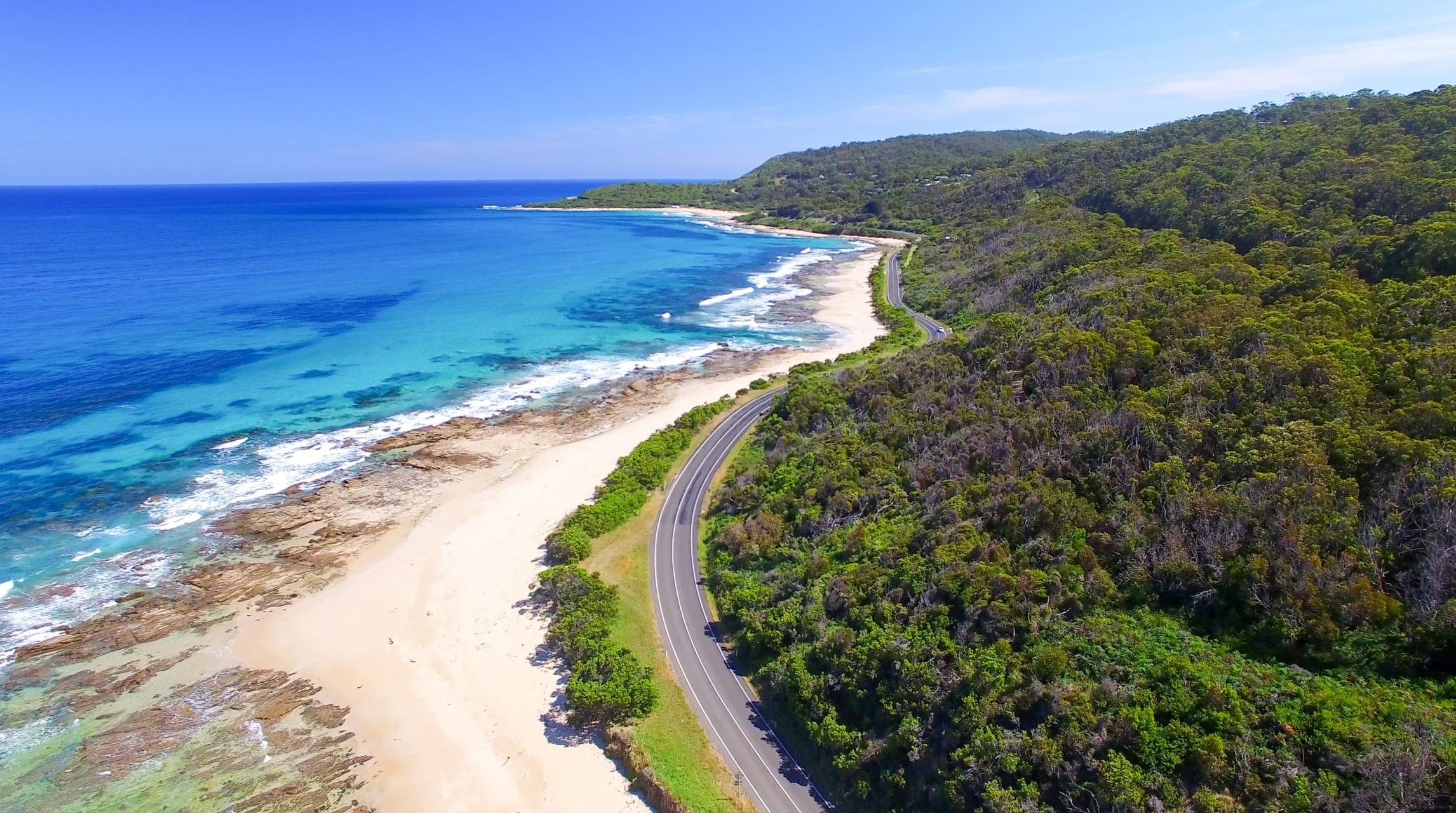 Victoria - Aussie Beach Stroll: Sunrise