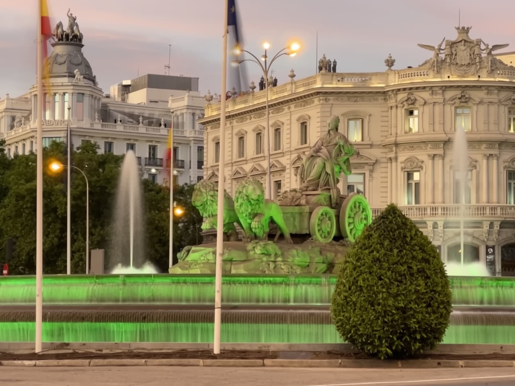 Madrid - Iconic Spots in Central Madrid