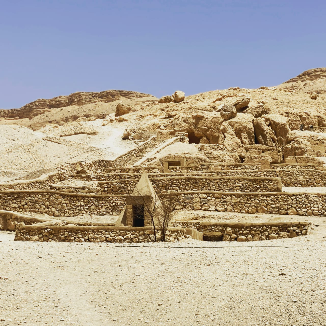 Luxor - Valley Of The Artisans