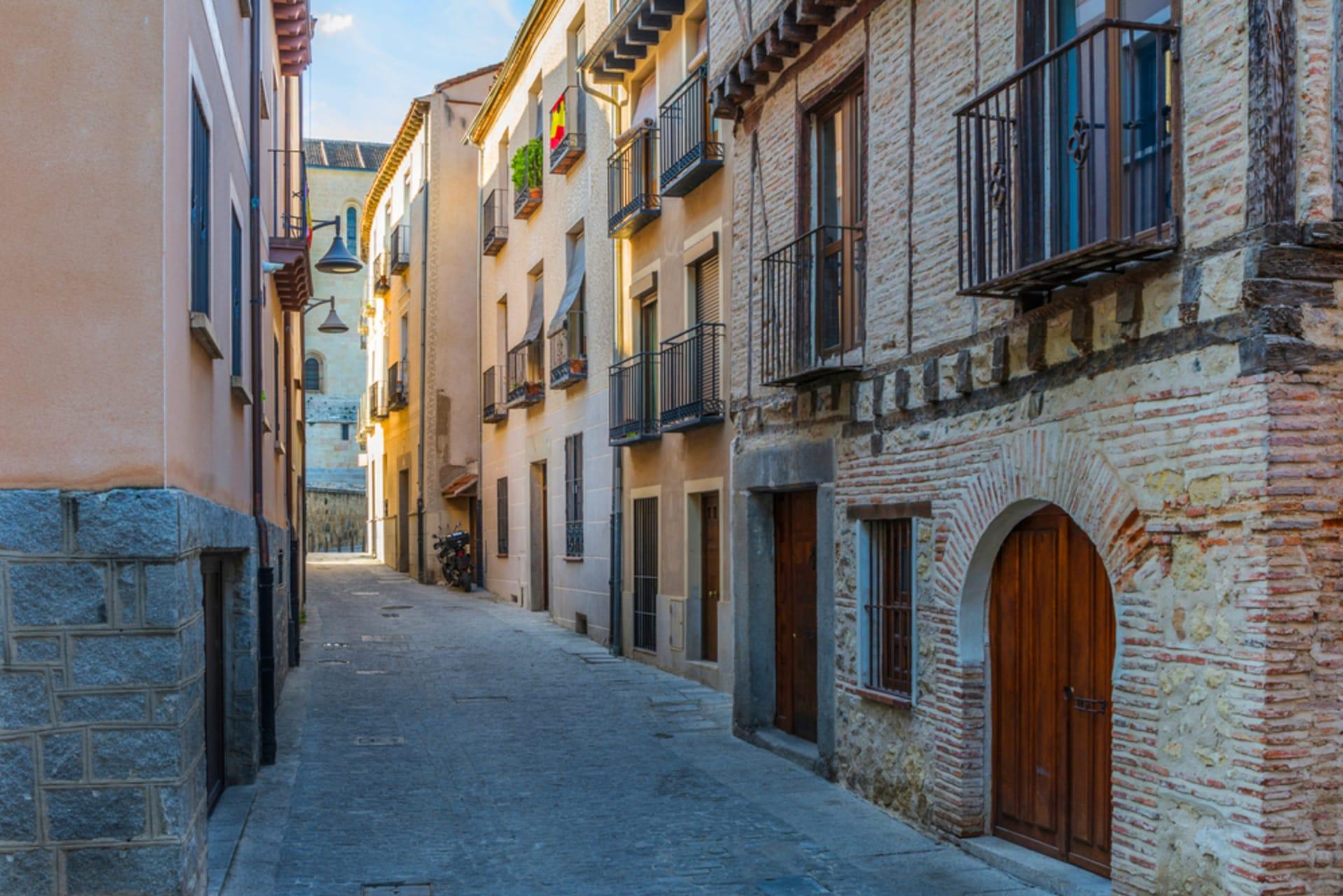 "Segovia - Jews, Christians and Muslims in Medieval Segovia. A Walk in the Charming  ""Aljama"""