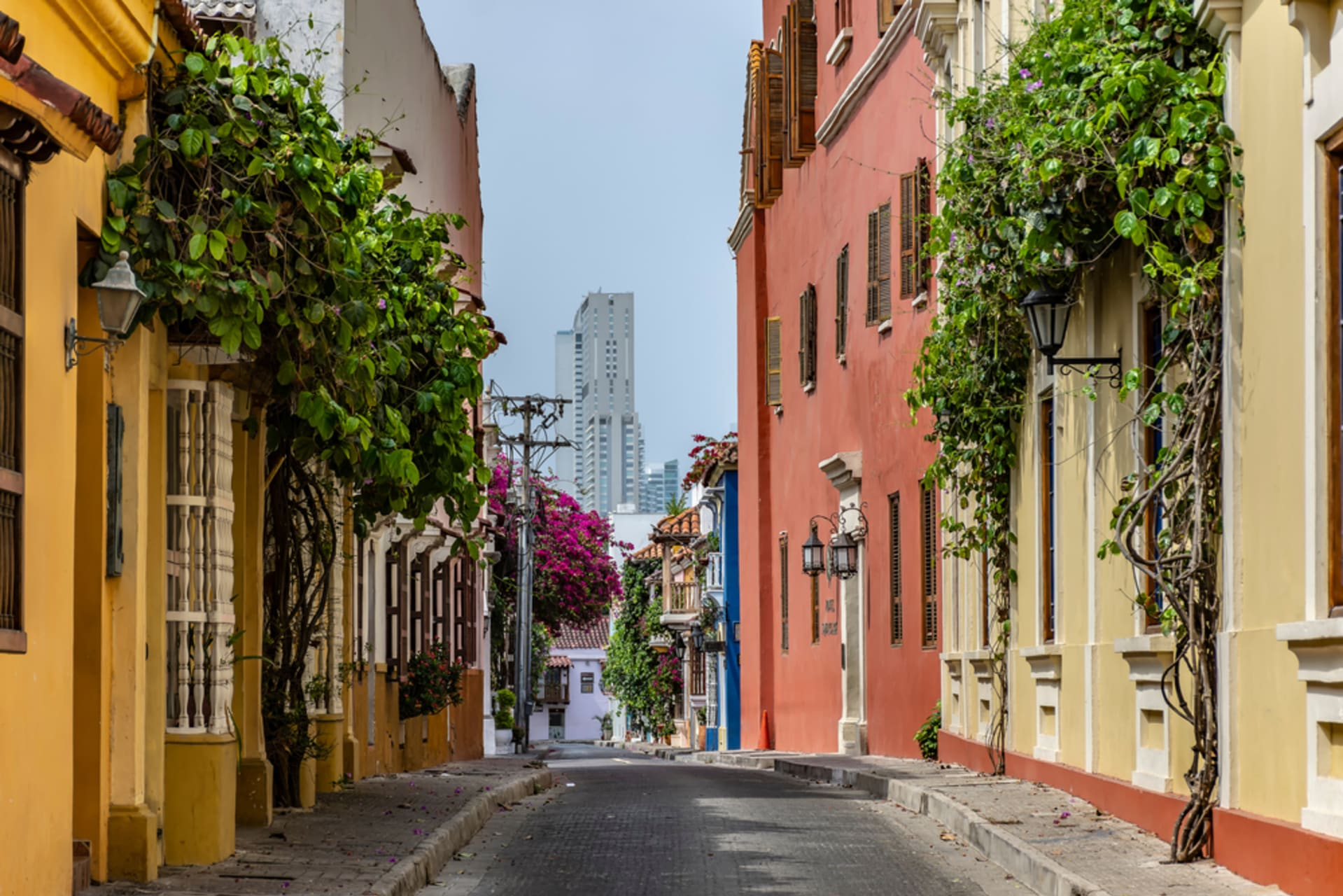 Cartagena - San Diego Neighborhood: World Heritage by UNESCO.