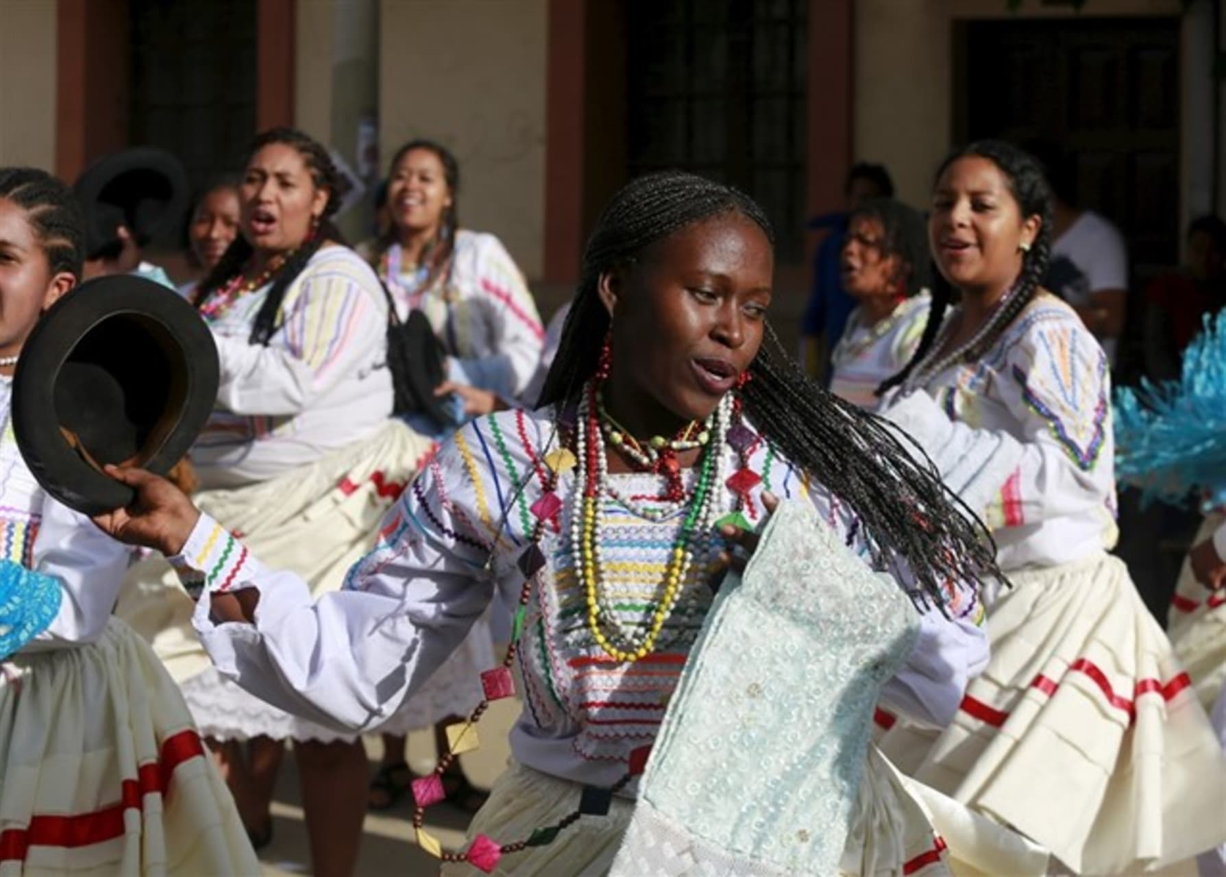 La Paz - saya afro boliviano