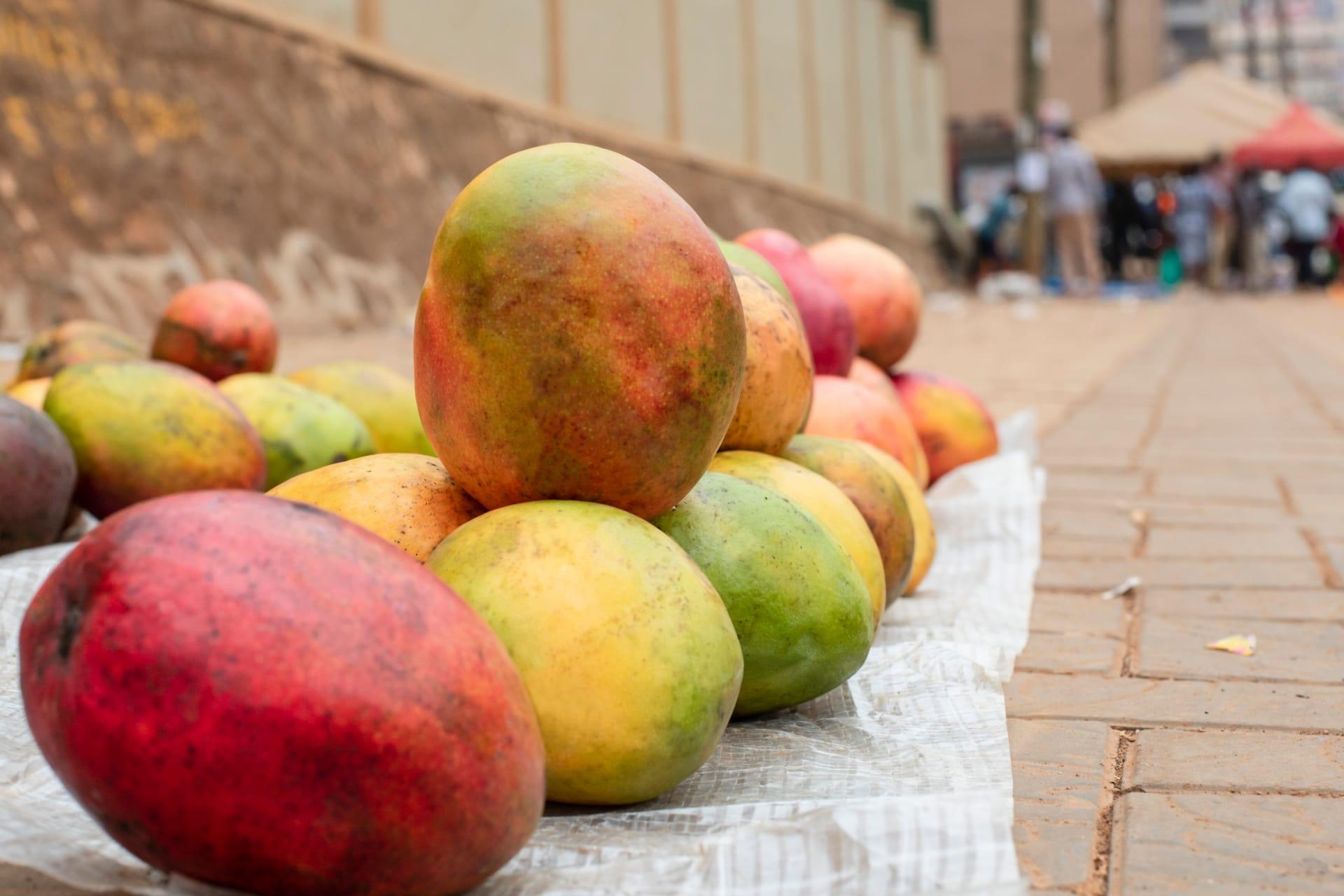 Kampala - Nakasero Farmer's produce Market