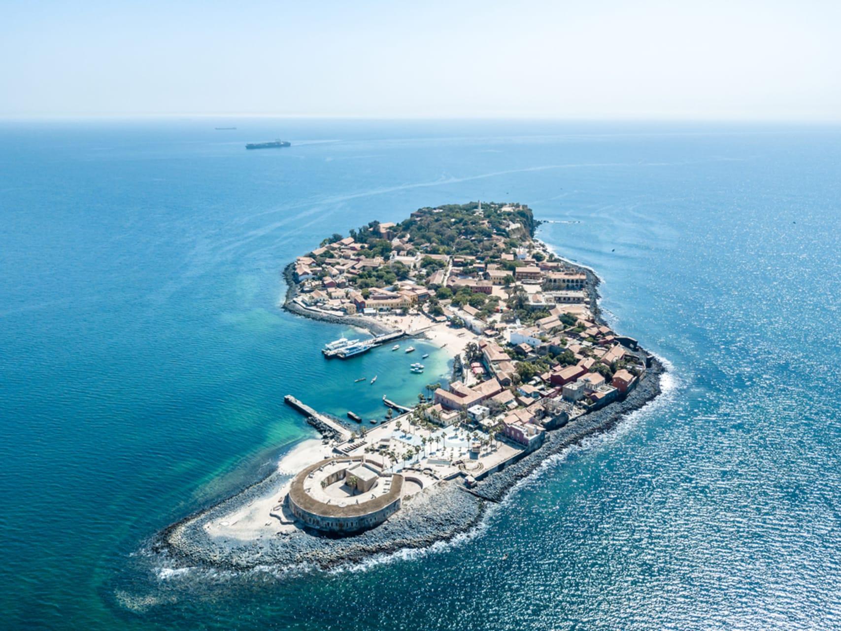 Dakar - Gorée Island: UNESCO World Heritage Site - Dakar, Senegal West Africa