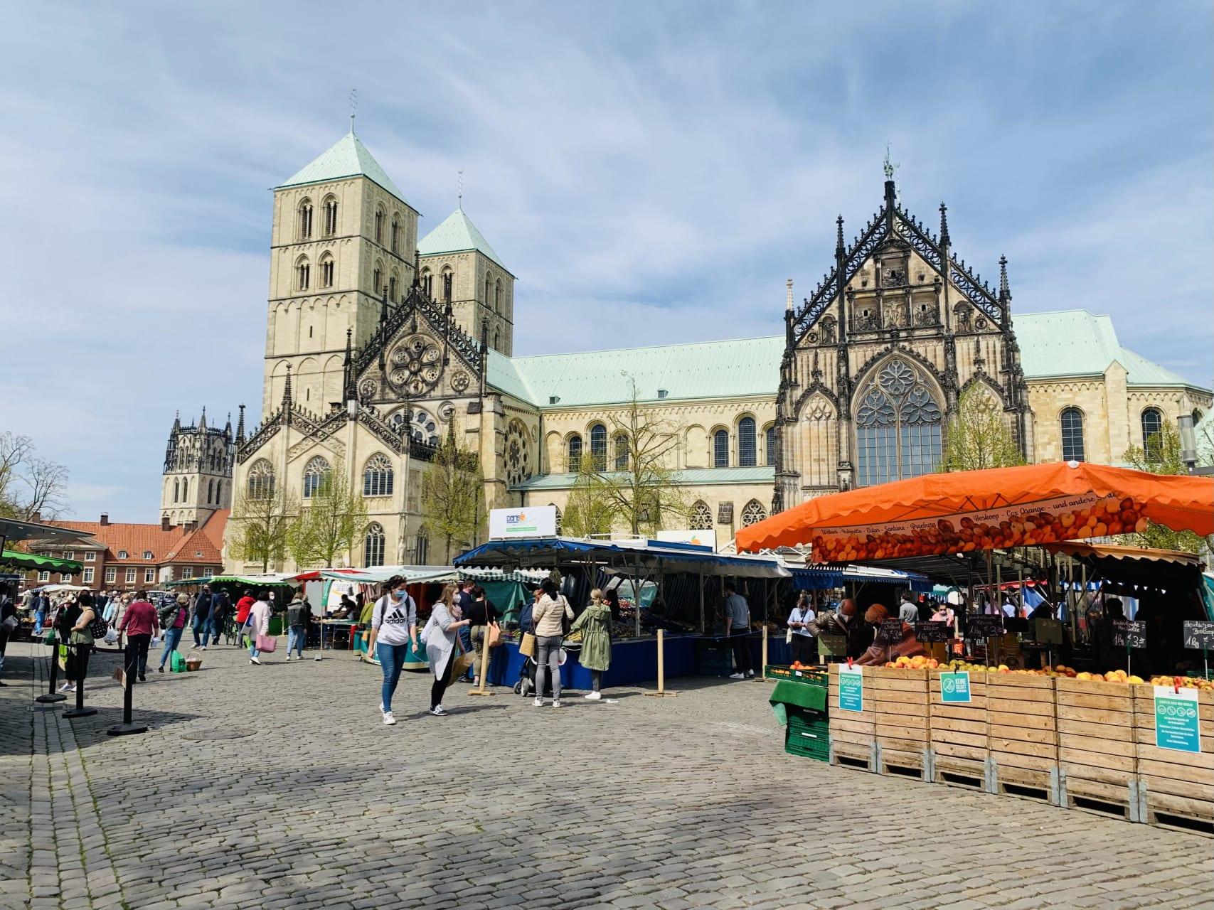 Munster - Market Tour of Medieval Town
