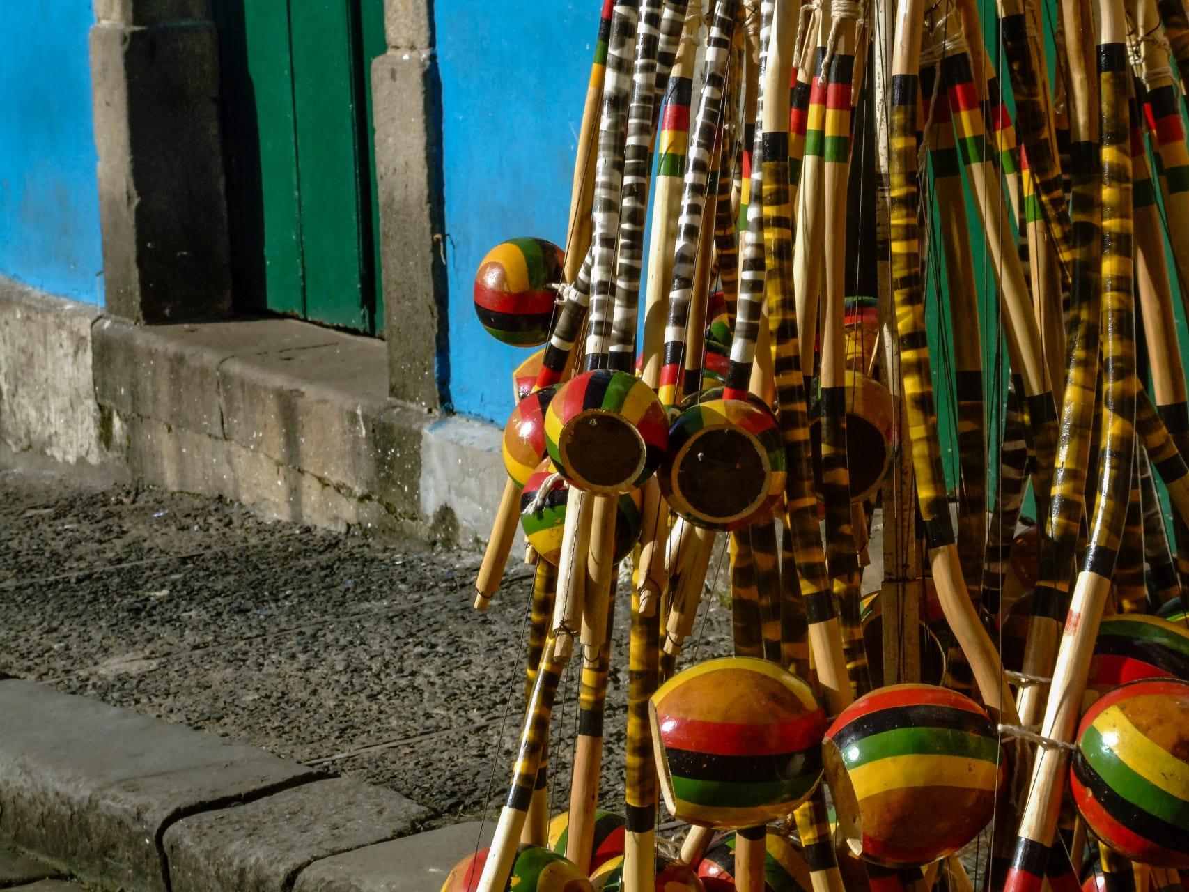 Salvador Bahia - Salvador Part 2:  Brazilian Black Rome Walk, the Afrikan Heritage of Bahia