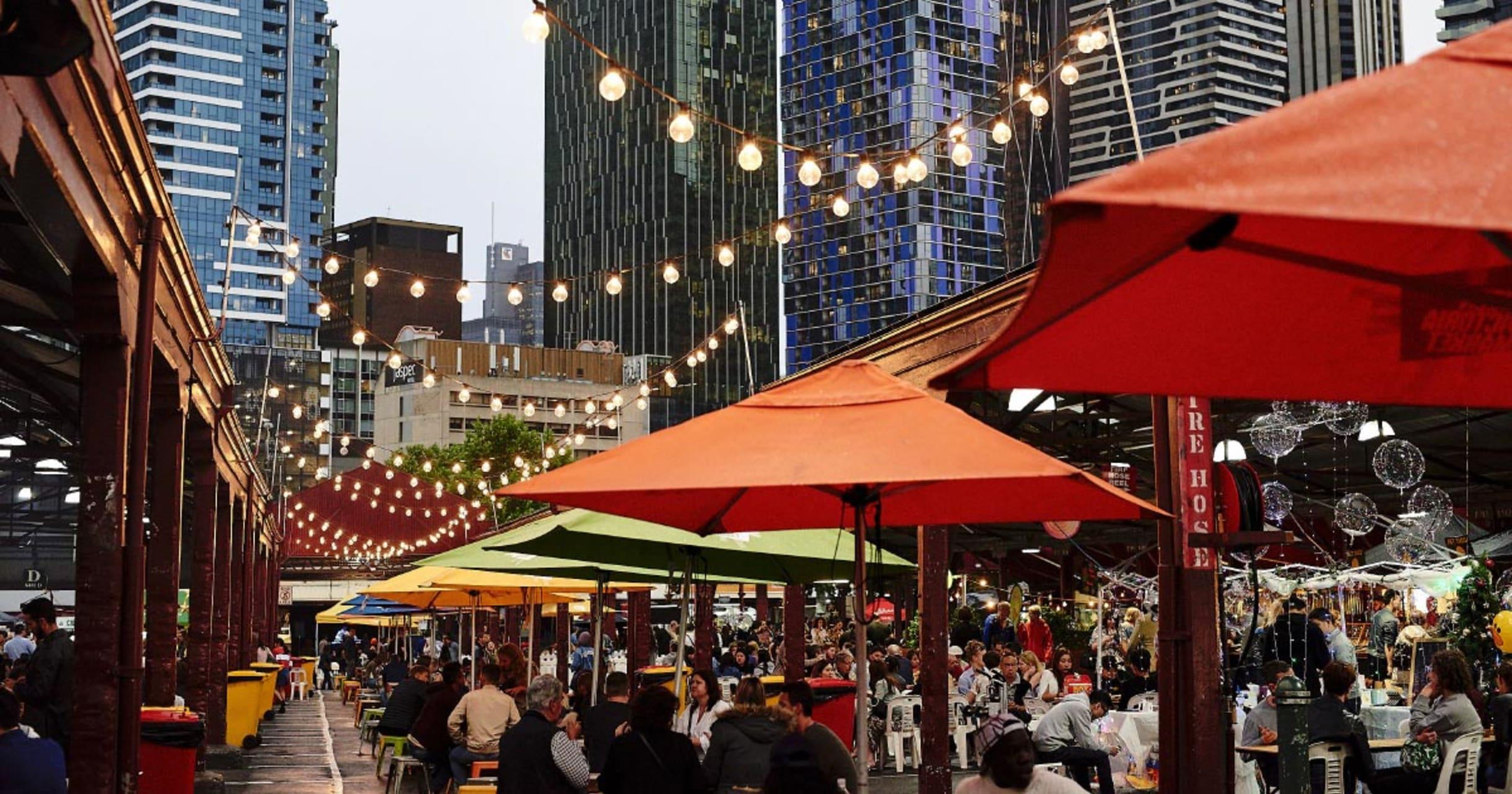 Melbourne - Queen Victoria Night Market