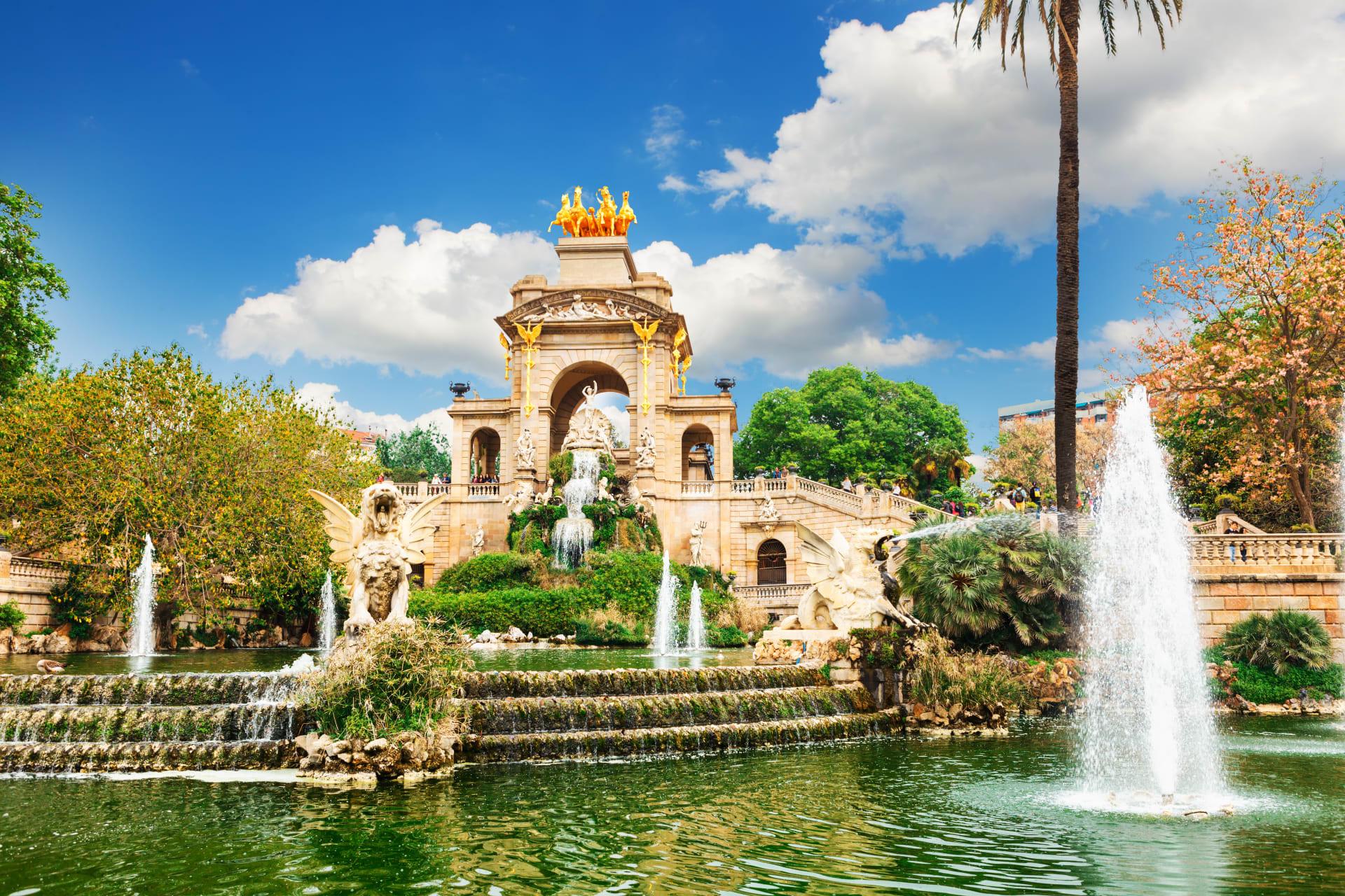 Barcelona - Barcelona: Lights and Shadows of Ciutadella Park
