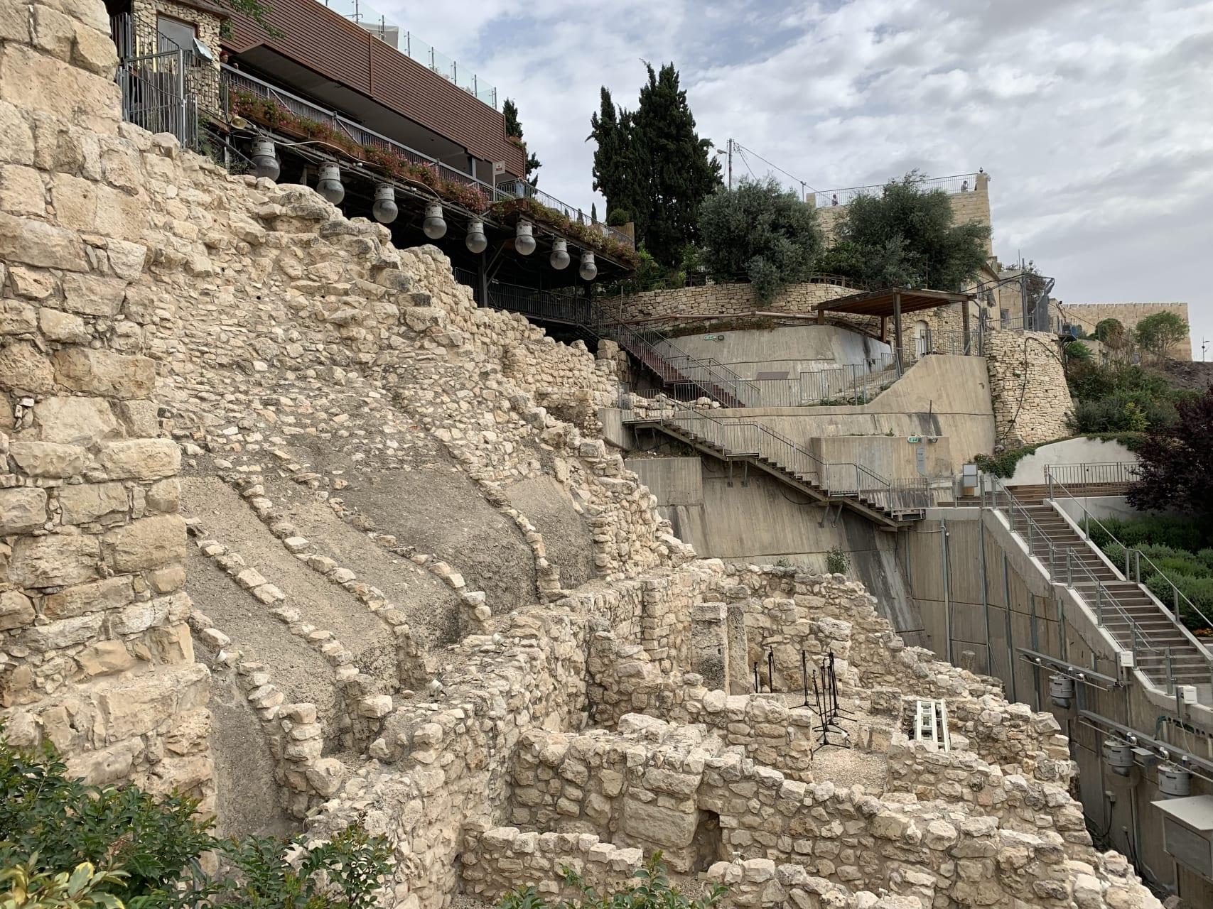 Jerusalem - The City of David - Ancient Jerusalem