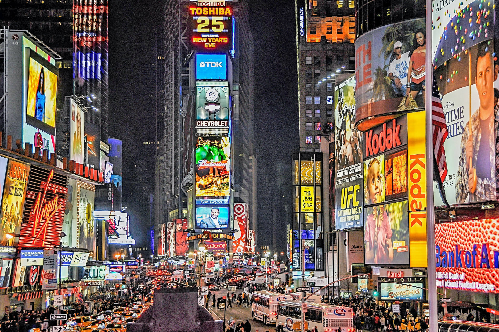 New York - The Heart of NYC: Times Square