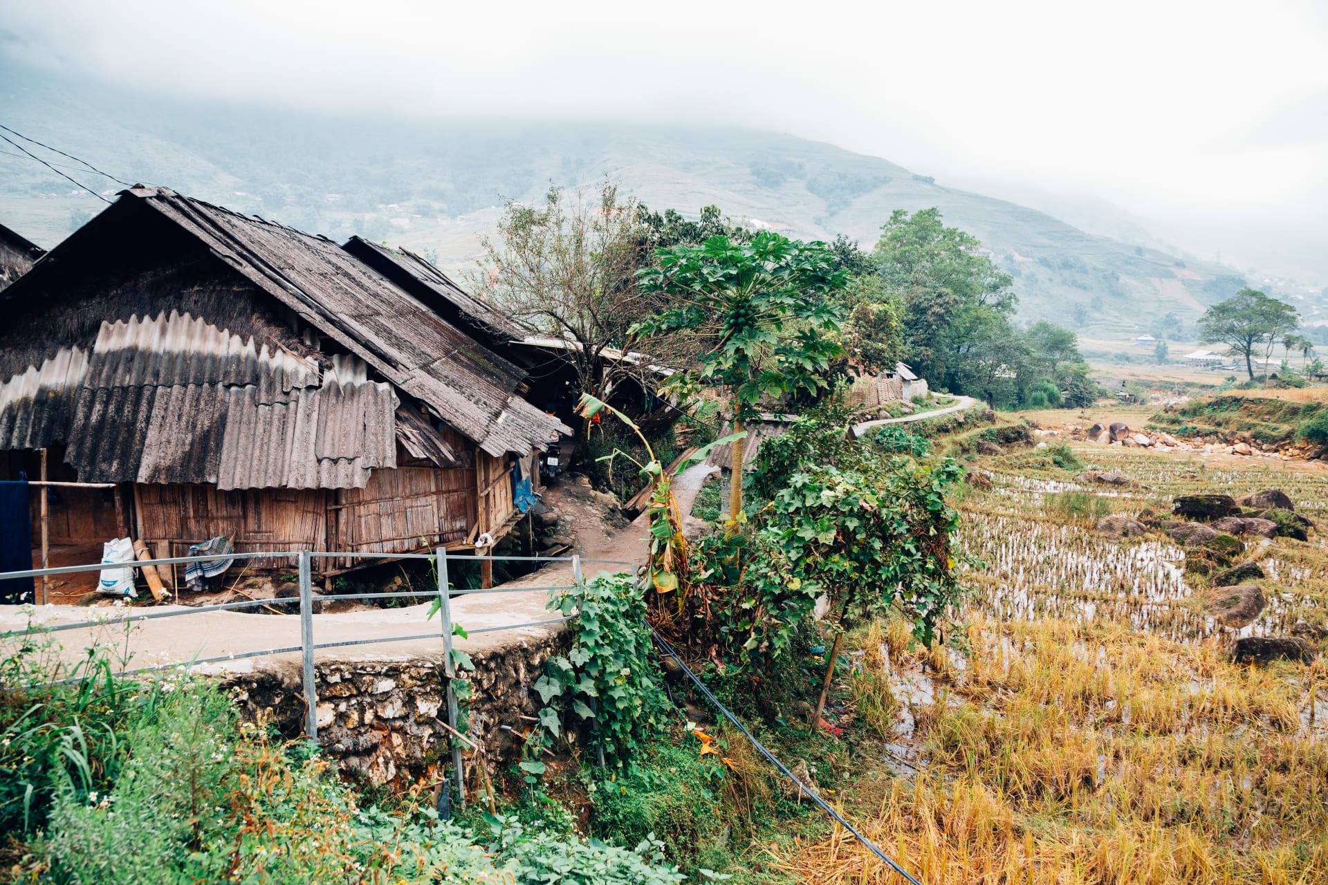 Hue - Hidden Huế - Day 1: Beautiful Village Life