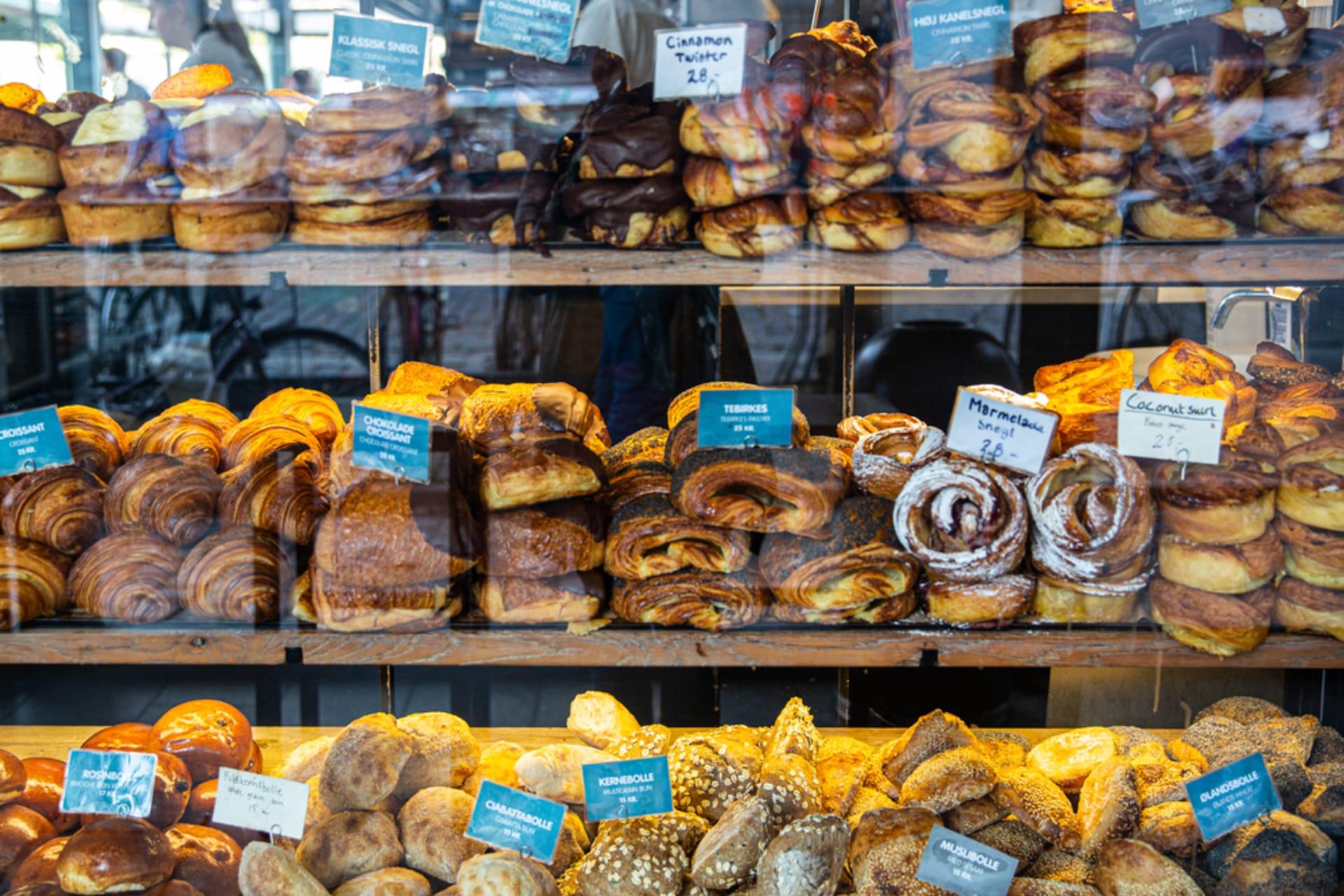 Copenhagen - Mystery Tour and Danish Pastries