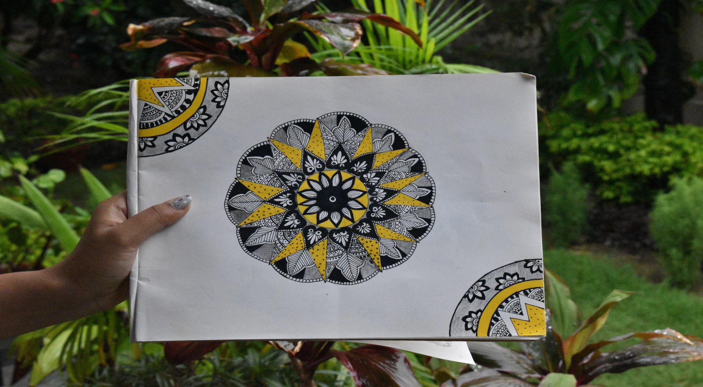 Delhi - Find Peace Through Art