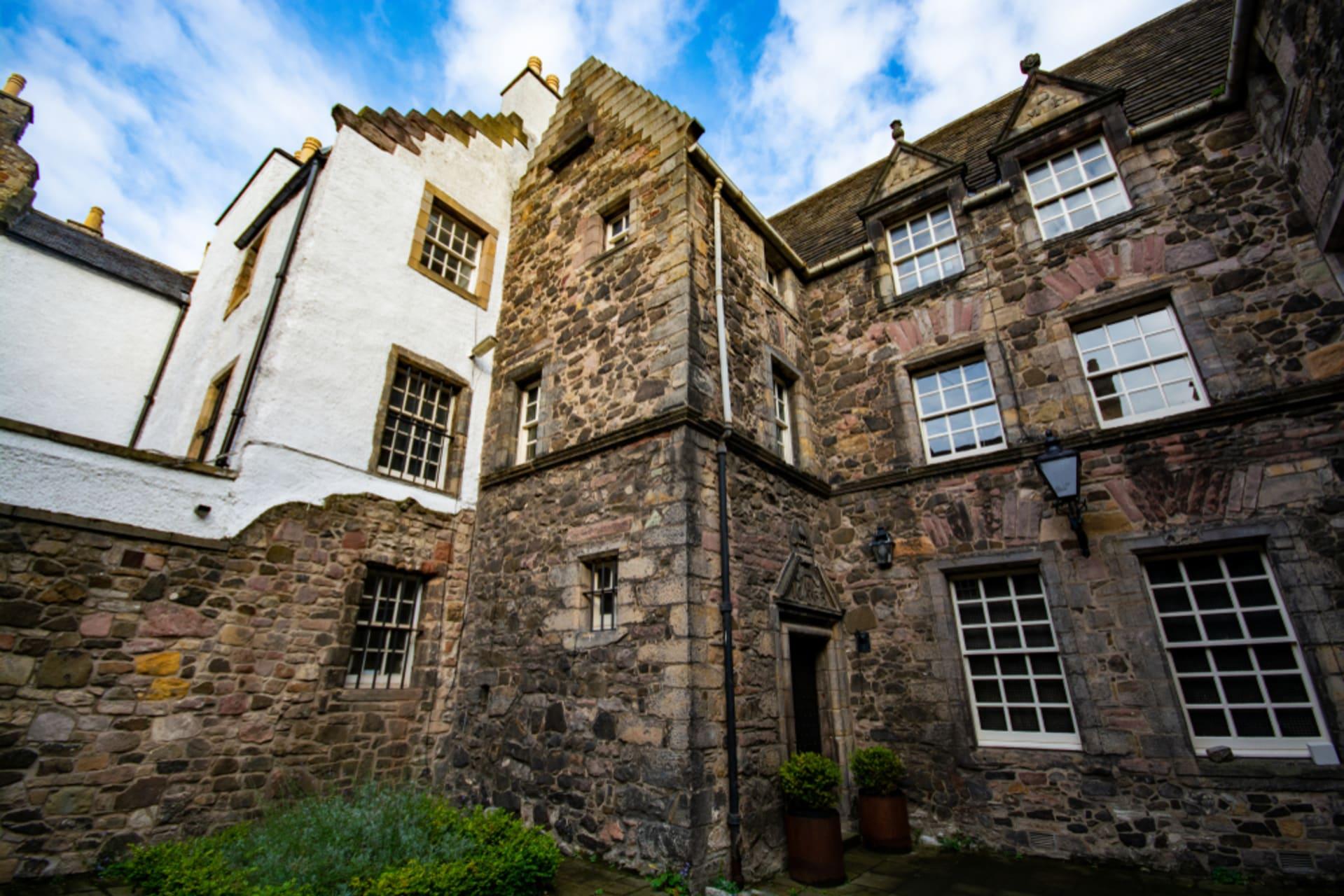 Edinburgh - Outlander Film locations