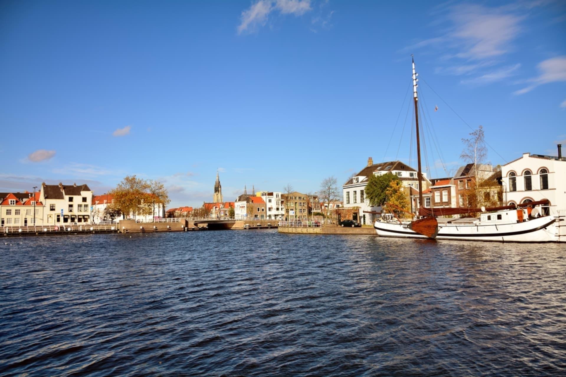 Delft - All Vermeers
