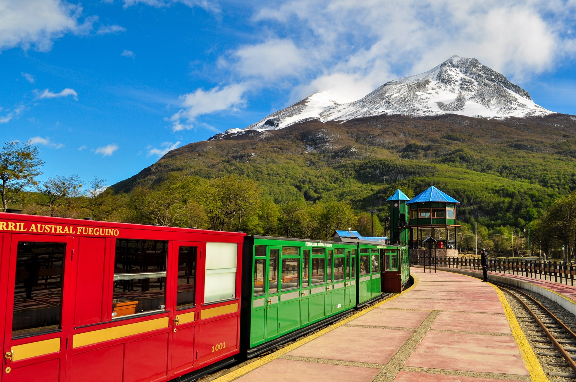 Ushuaia - Discover the End of the World train