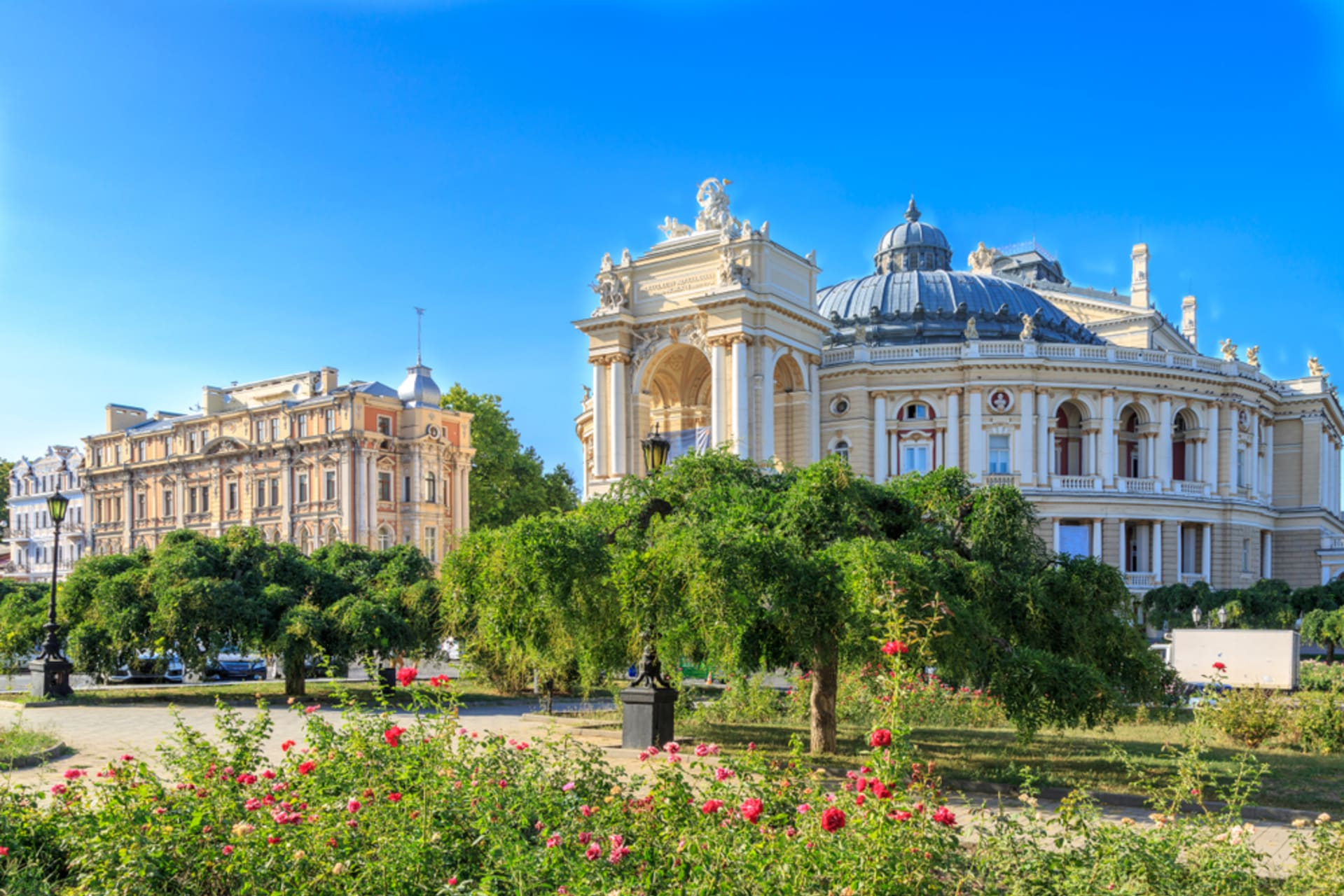 Odessa - Odessa - the Pearl of the Black Sea: City Walk with a Quiz (Part 2)
