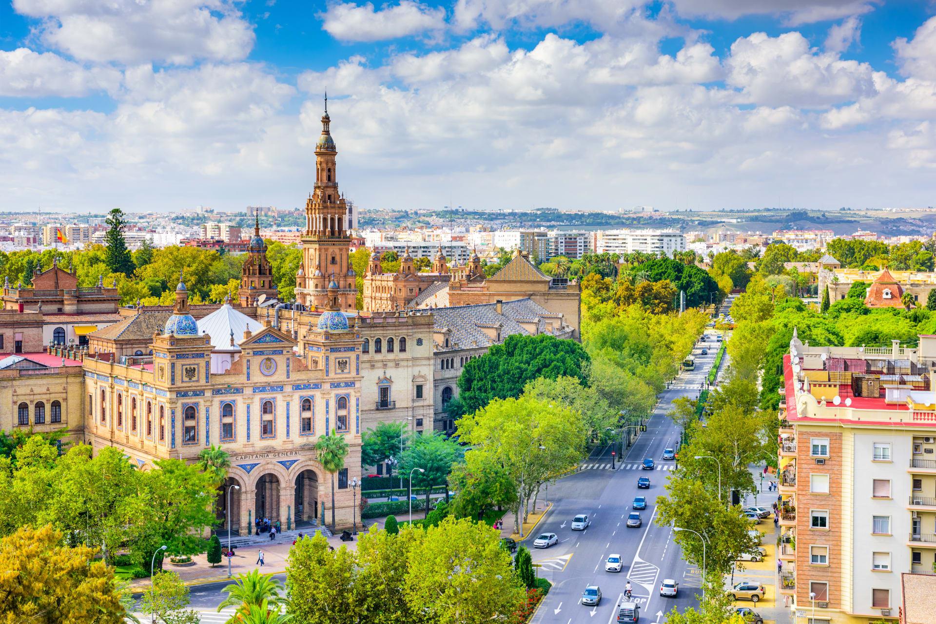 Seville - The Seville of Cervantes