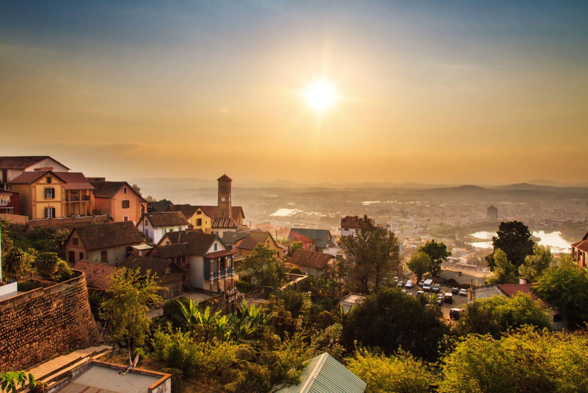 Antananarivo - Discover Madagascar: A Glimpse of Antananarivo, the City of the Thousand