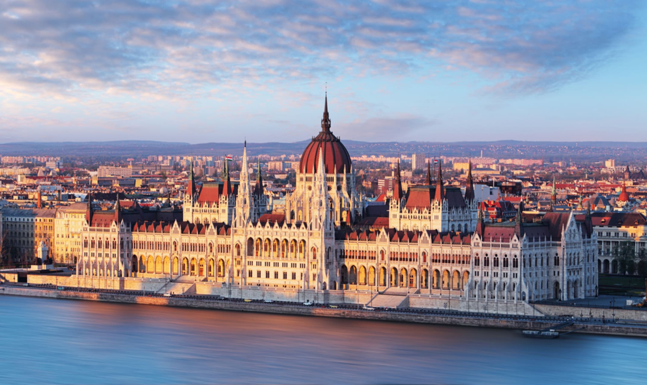 Budapest - Budapest Highlights: Parliament Building and the Shoes Memorial