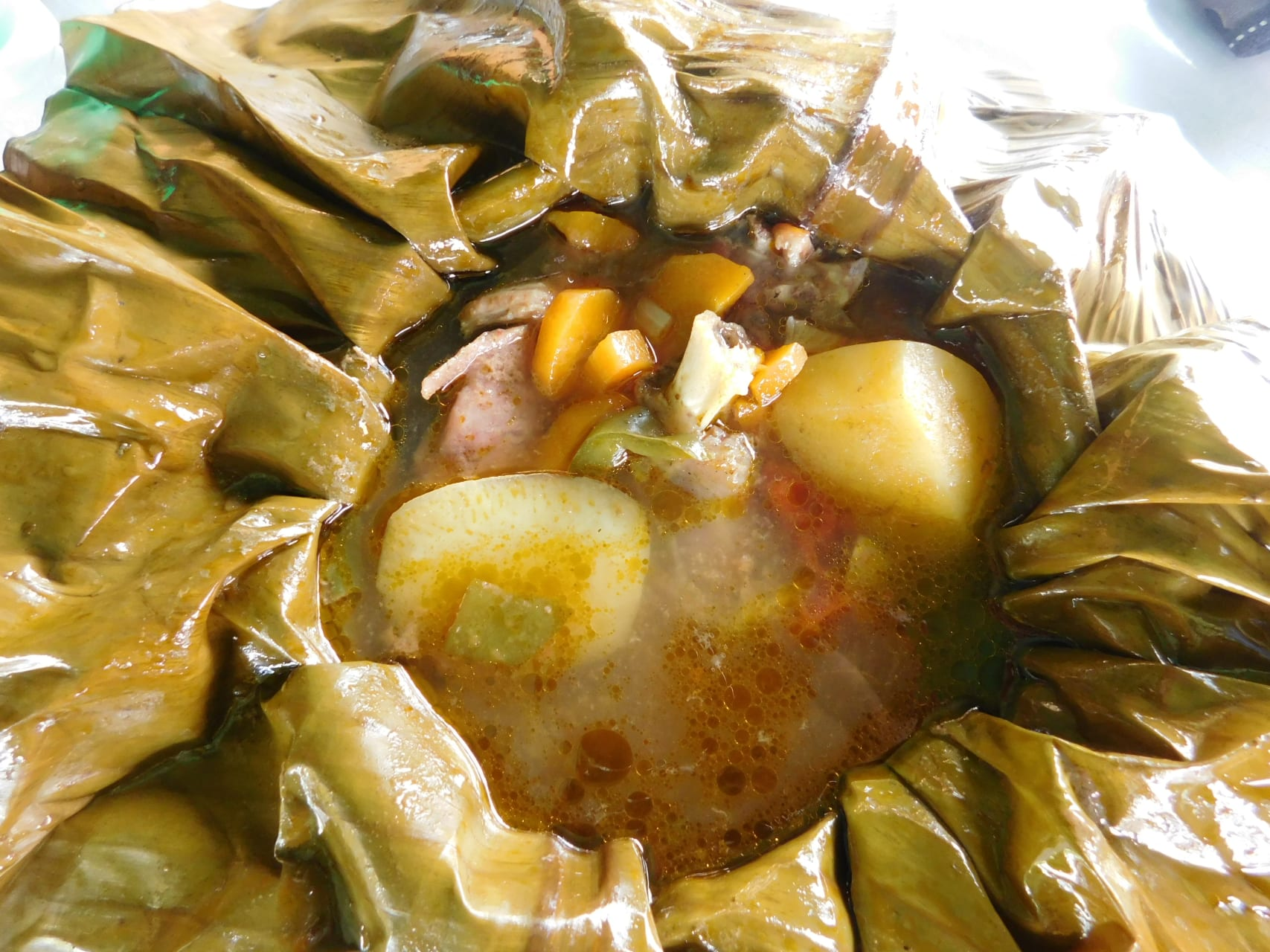 Kampala - My Luwombo!: Uganda's Party Favourite Cuisine Dish