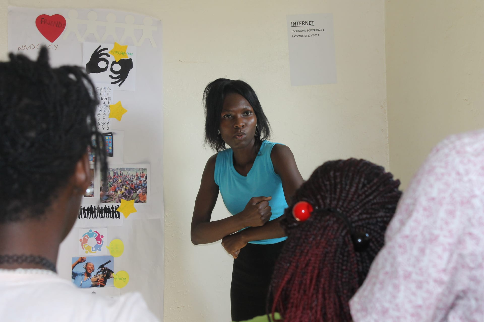Kampala - The Deaf Community in Kampala