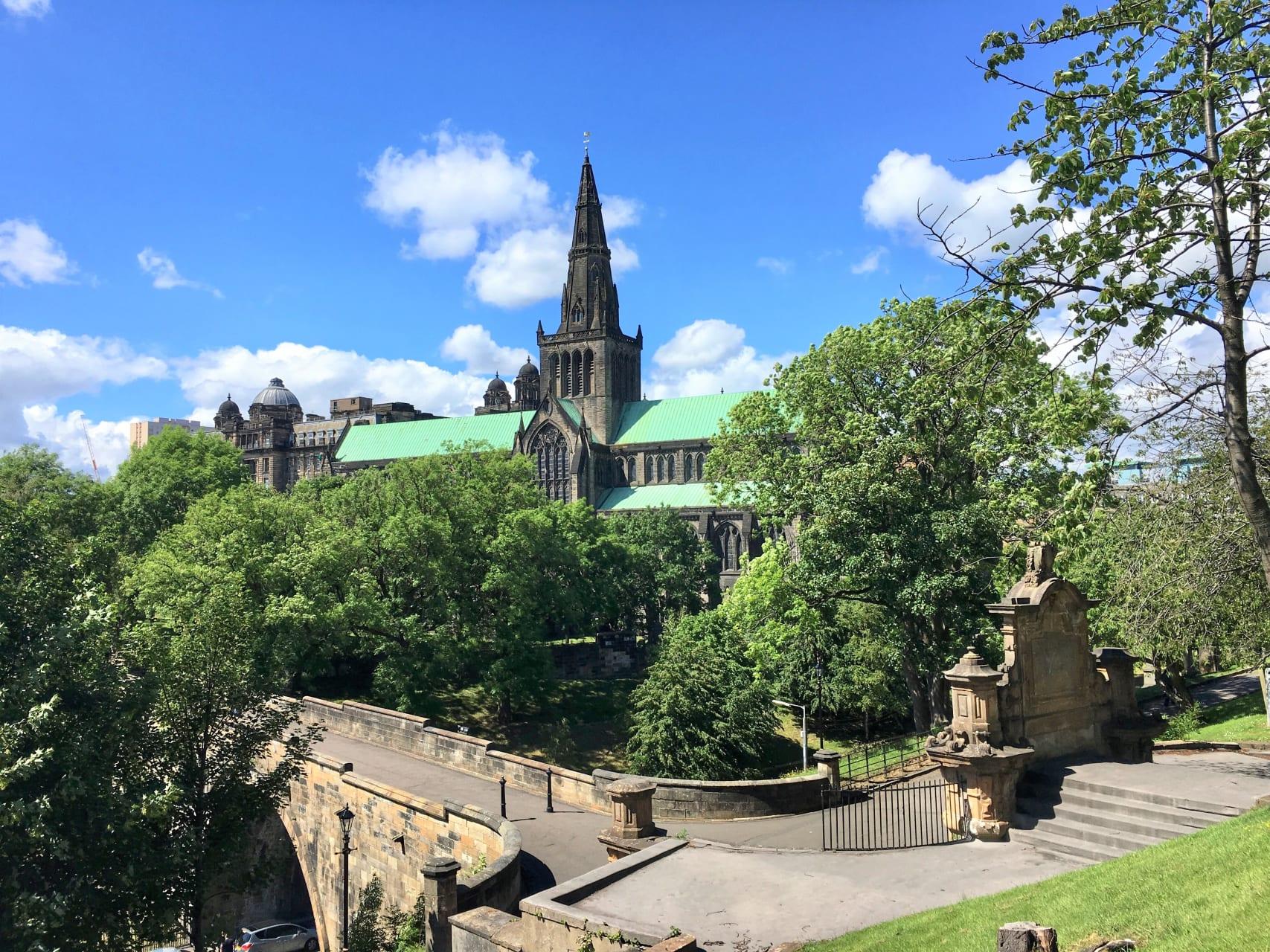 Glasgow - Glasgow: How it all began.