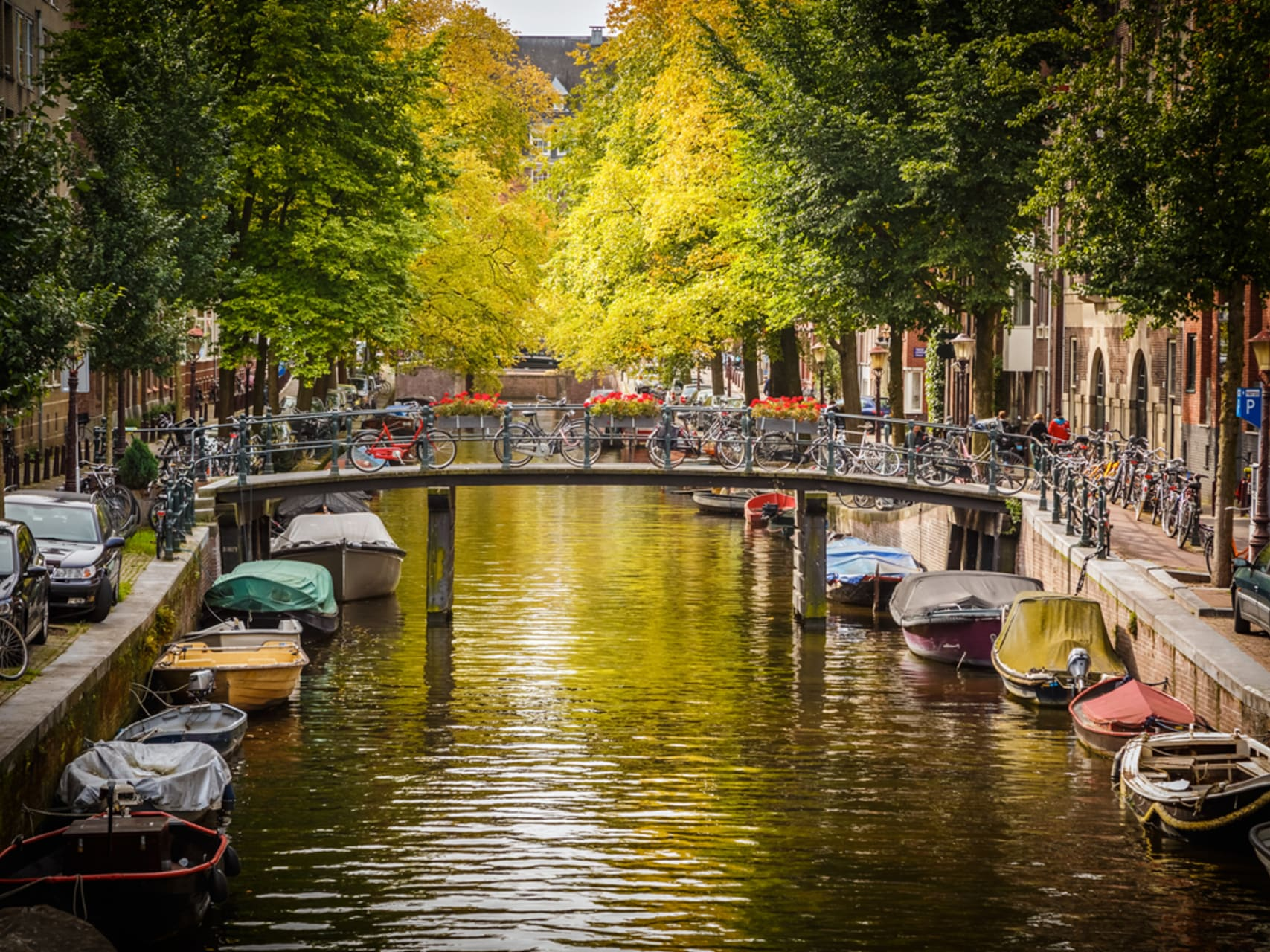 Amsterdam - 9 Streets, a Shopper's Paradise!