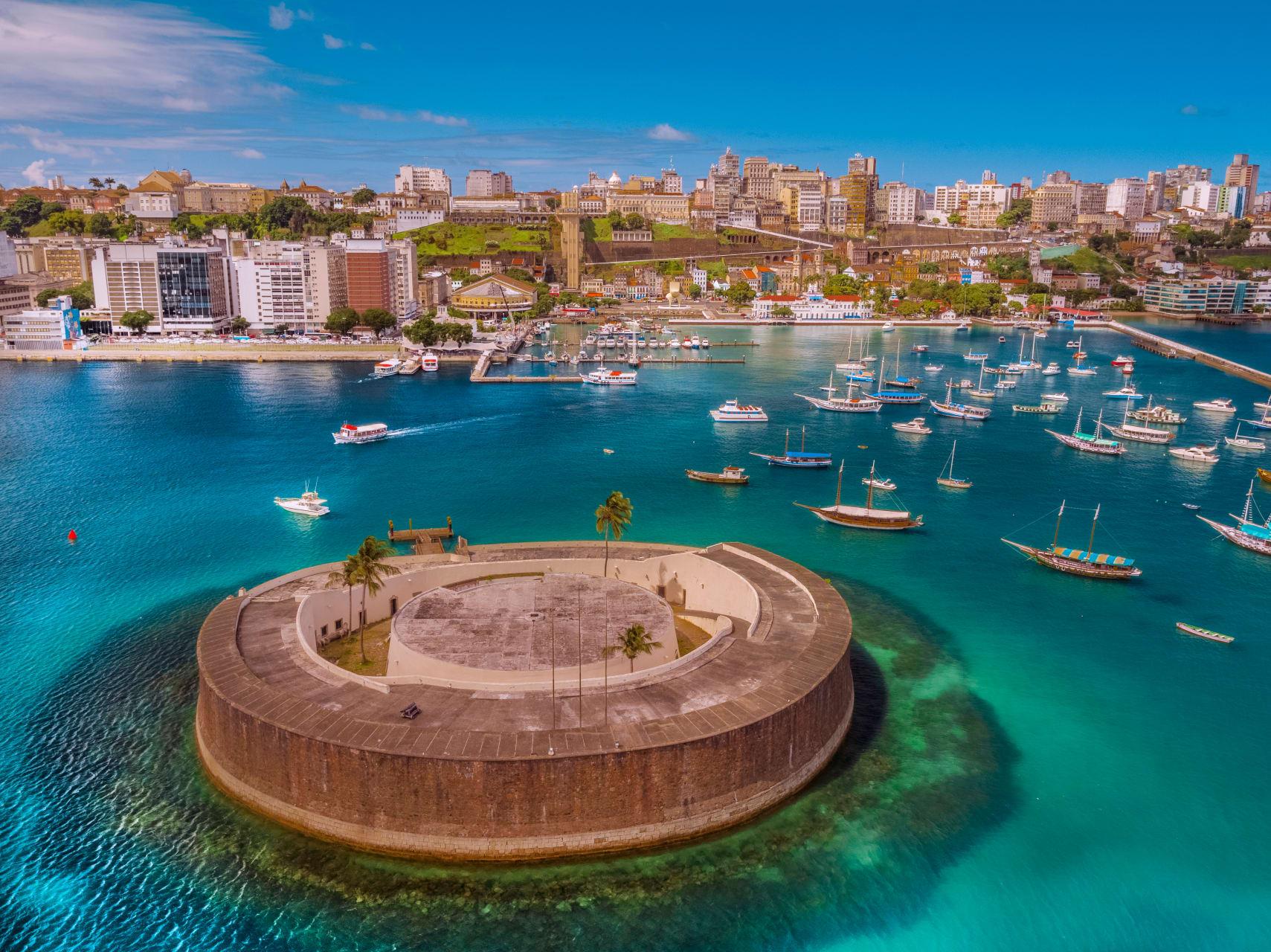 Salvador Bahia - Salvador Part 1: Brazilian First Capital and UNESCO Creative Musical City