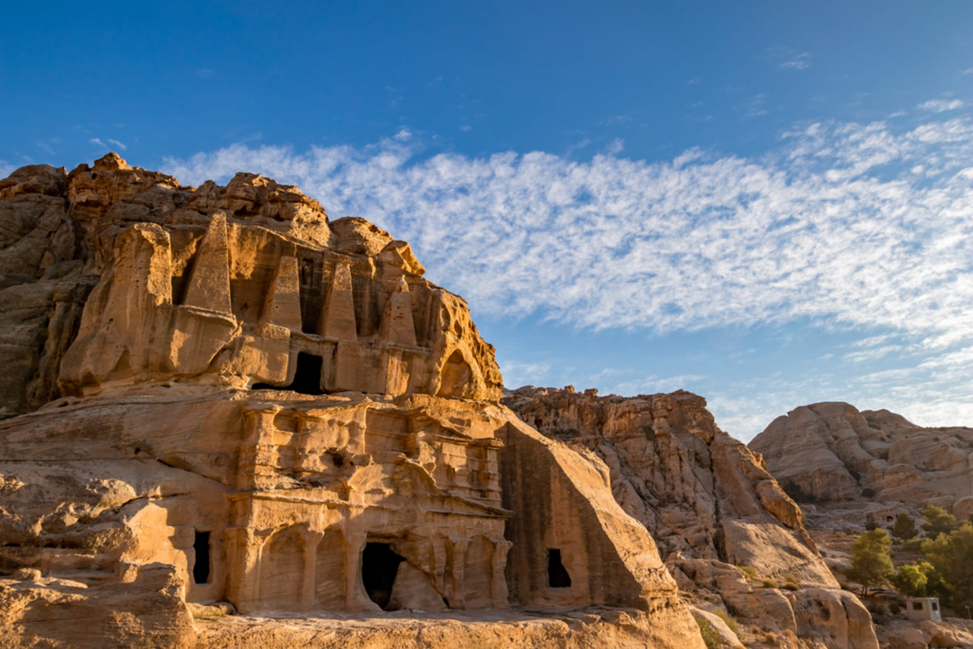 Petra - Petra, One of the 7 Wonders - Trail I