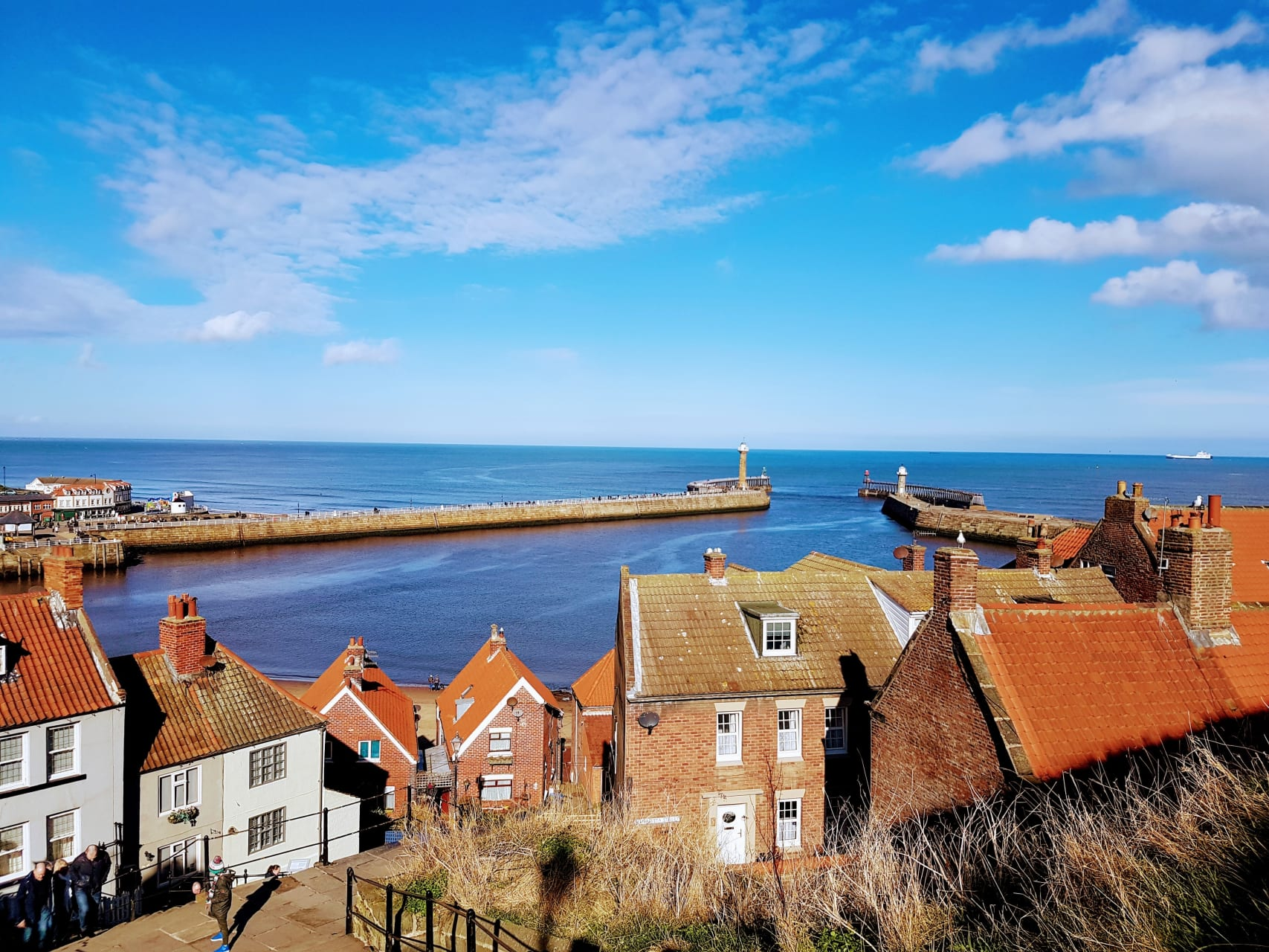 Whitby - A walk with Dracula in England's most beautiful coastal town