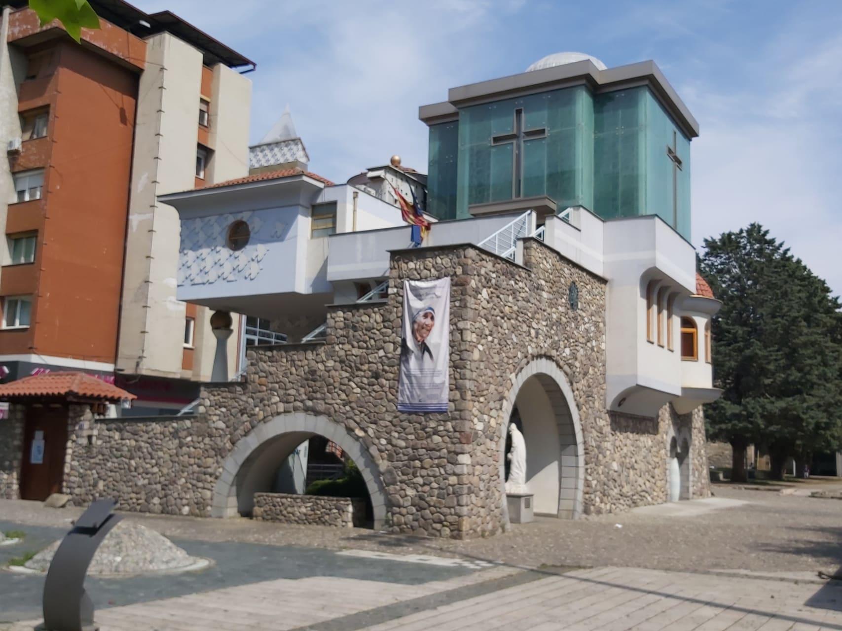 Skopje - Mother Teresa's Hometown City Walk