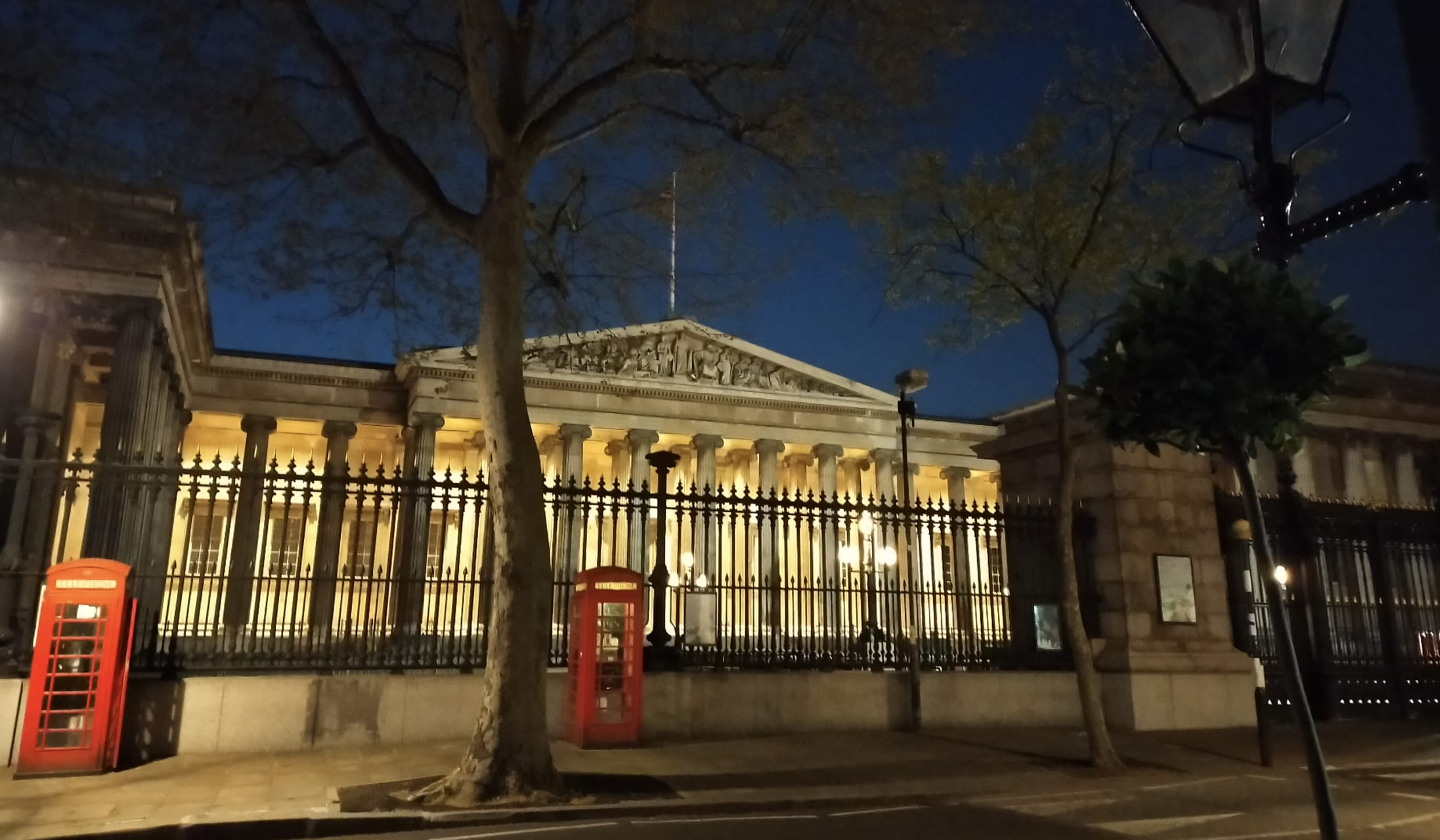 London - Dark Tales of Holborn & The British Museum