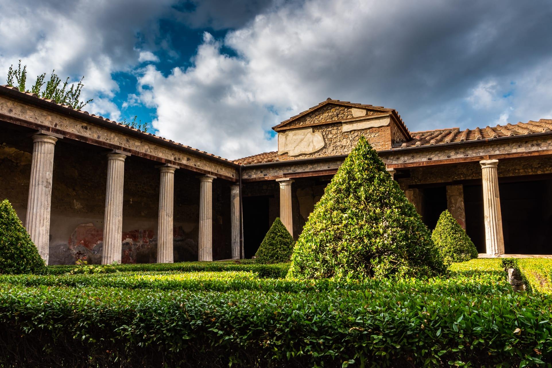 Pompeii and  Herculaneum - Pompeii Director's Cut: Otium and Painting Walls