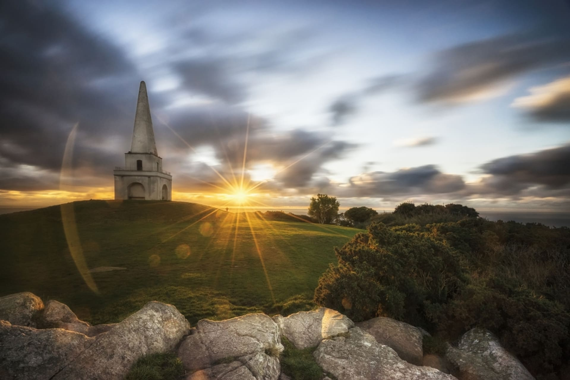 County Dublin - Sunsets, Witches Hats and Sea Views