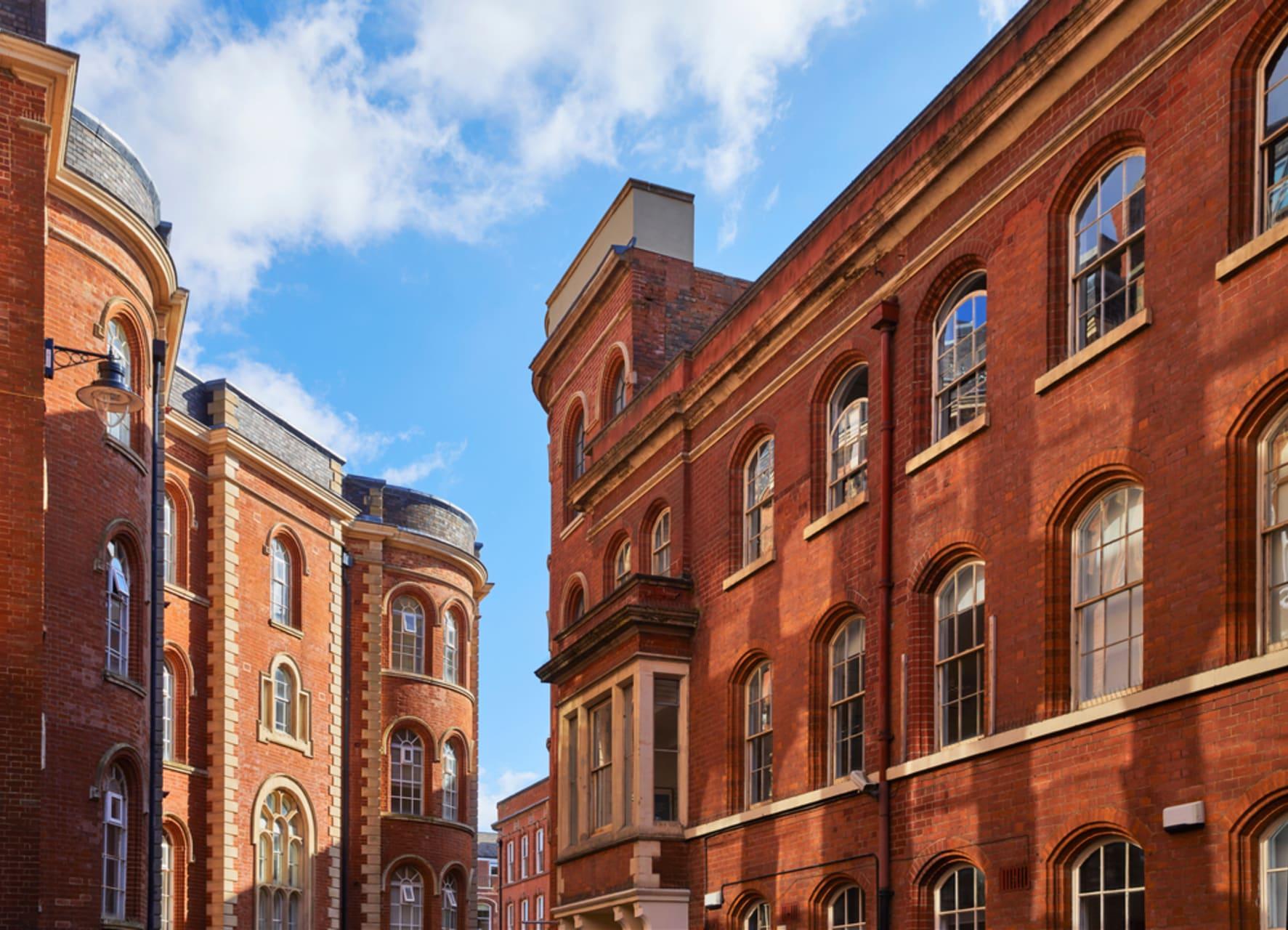 Nottingham - Where The City Began