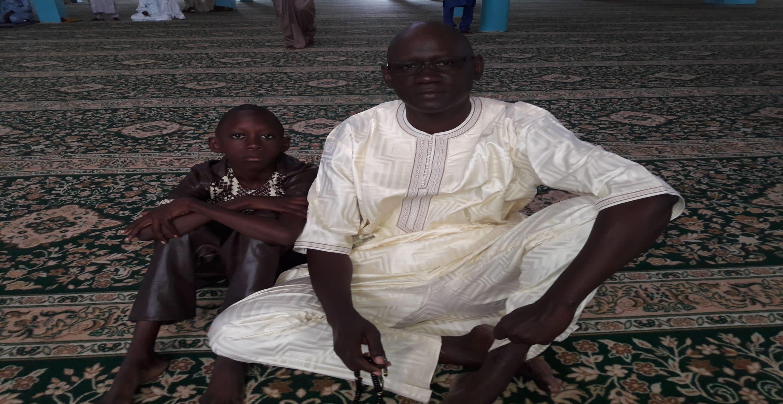 Mbour - Eïd el Kebir Célébration in Sénégal Part 1: On the Way to the Ritual Prayer