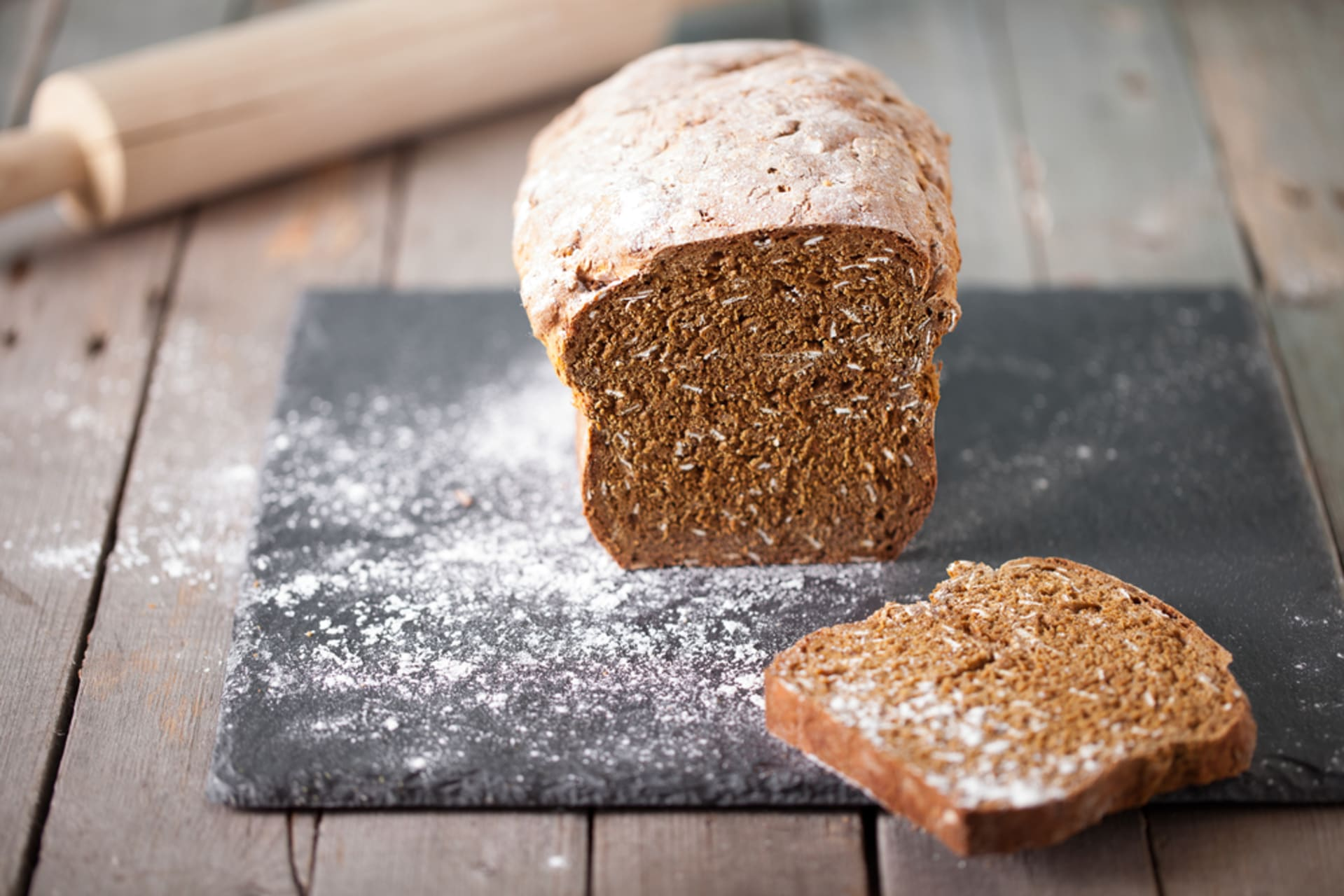 Little Rock - The True Story of St. Patrick & Baking Irish Brown Bread