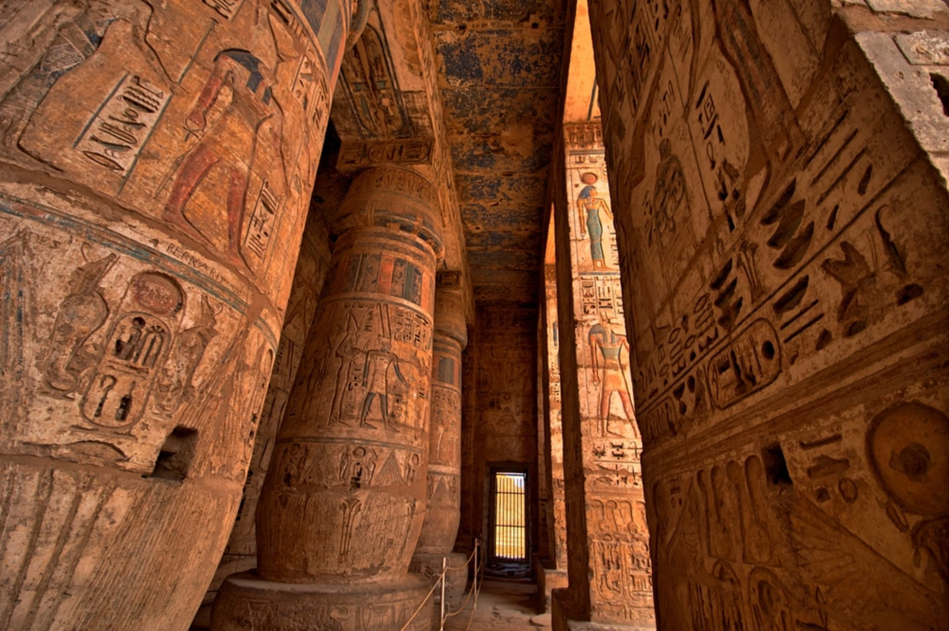 Luxor - The Conspiracy Of Medinat Habu