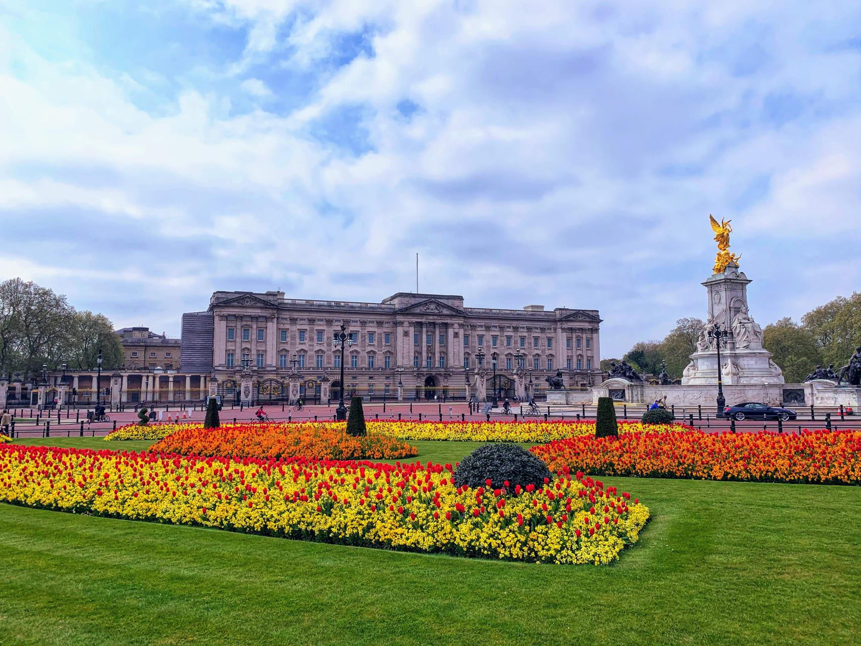 London - Garden City - St James's Park to Buckingham Palace