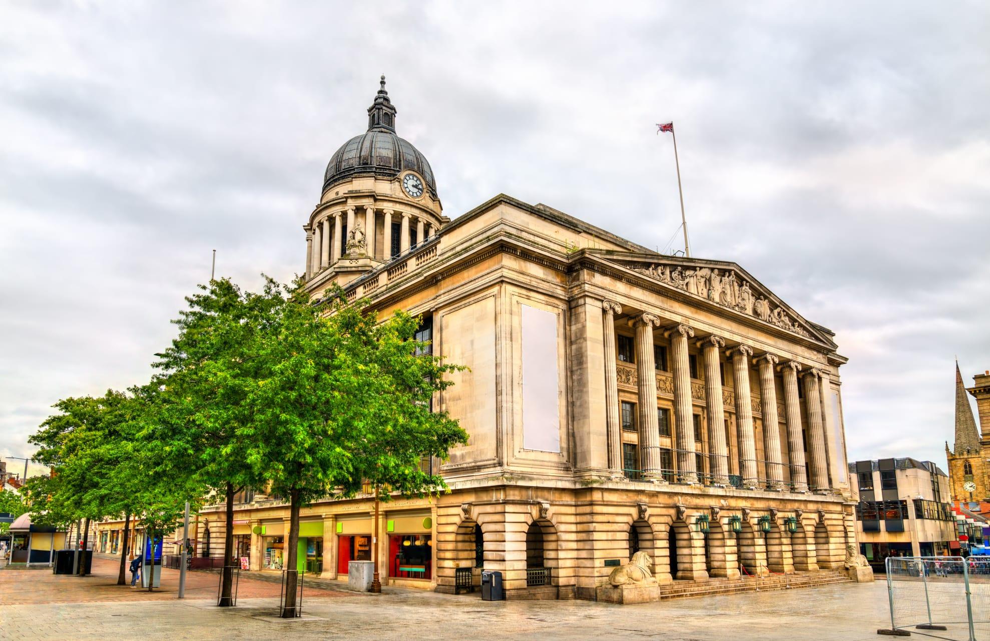 Nottingham - Queen Of The Midlands