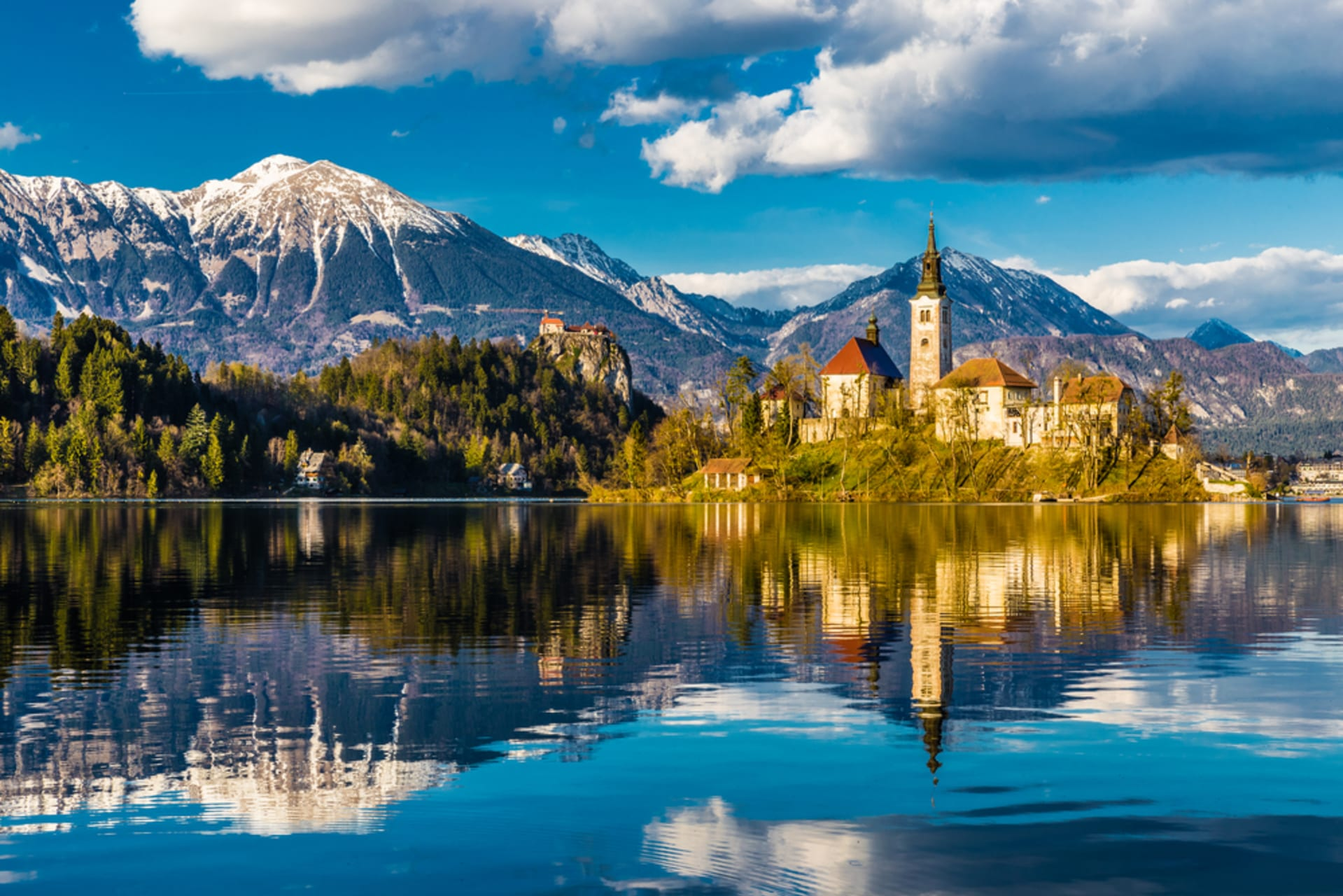 Bled - Charms of Bled island