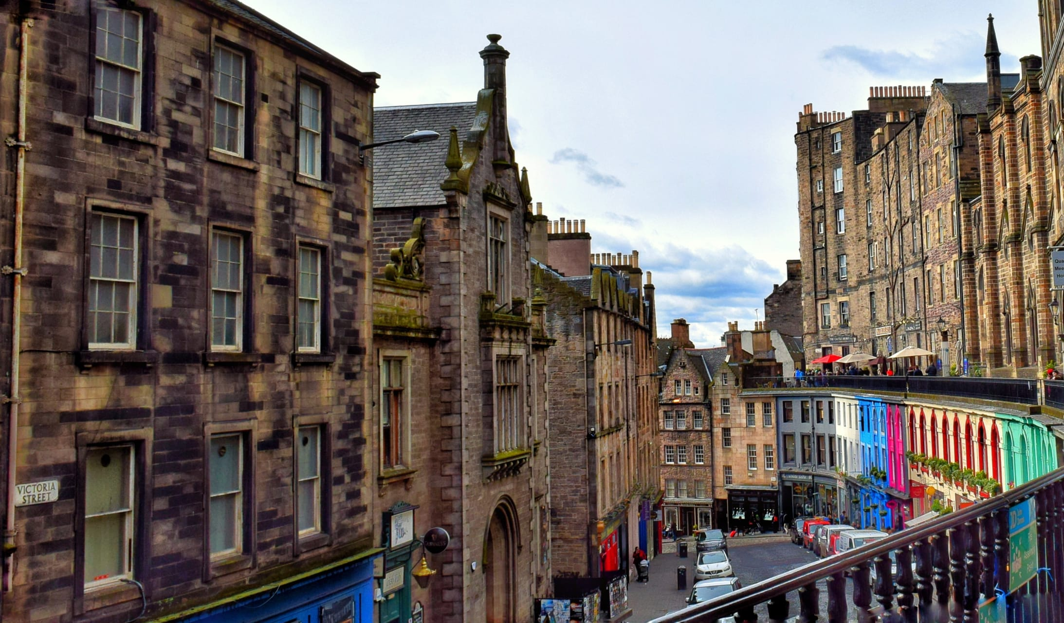 Edinburgh - Martin's Harry Potter Trail