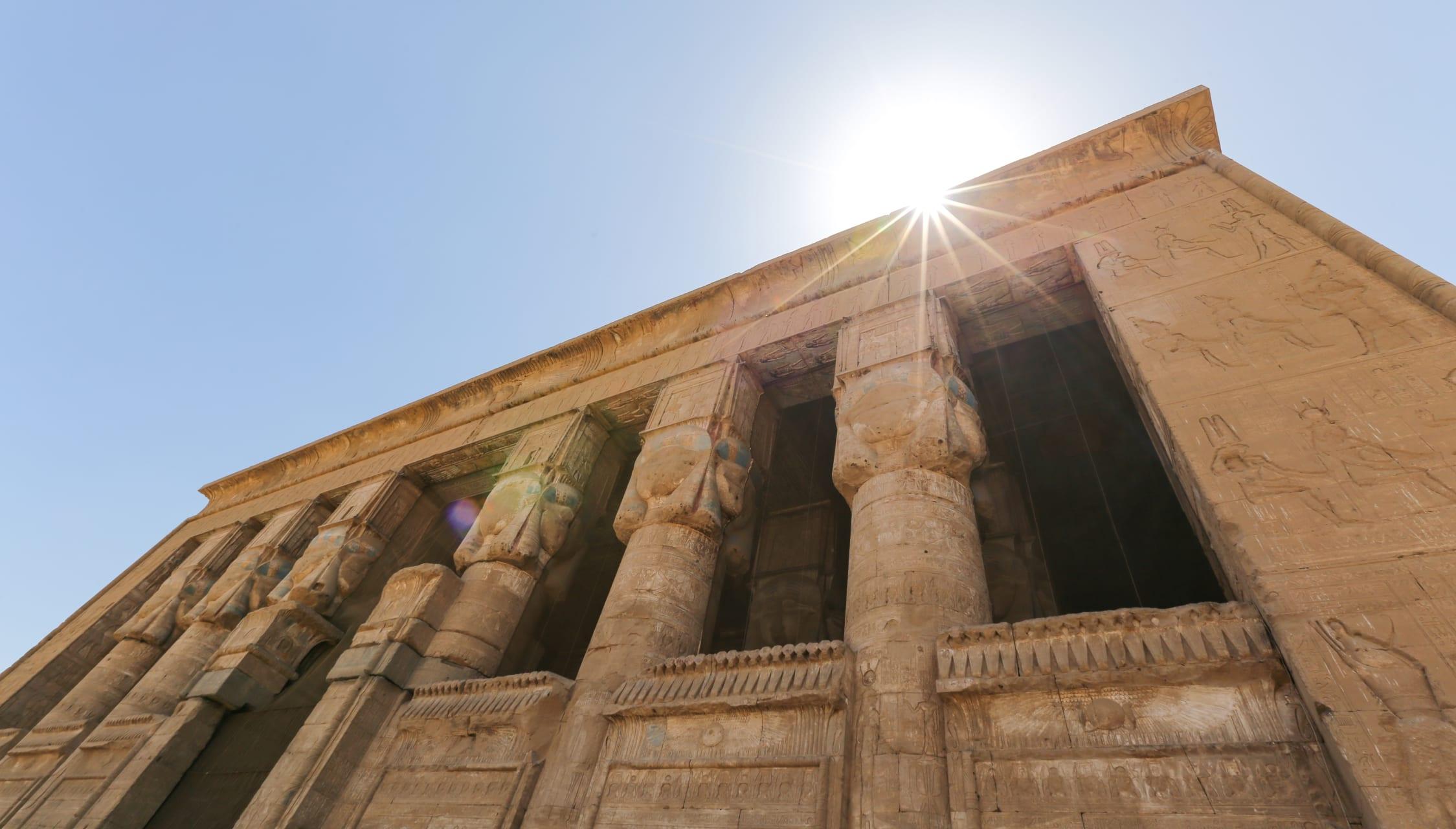 Luxor - Dendera Temple of The Goddess Hathor