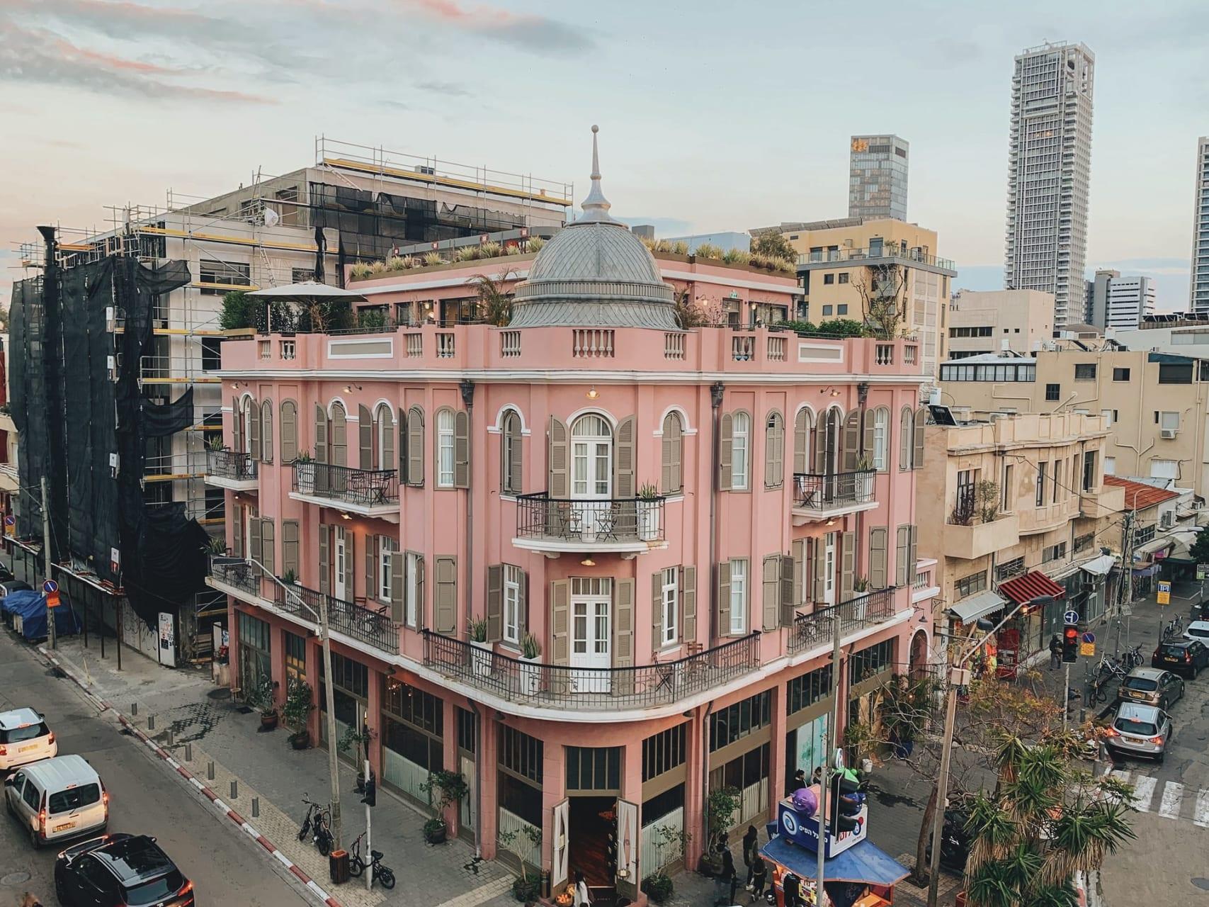 Tel Aviv - The Electrifying Story of Gan HaHashmal