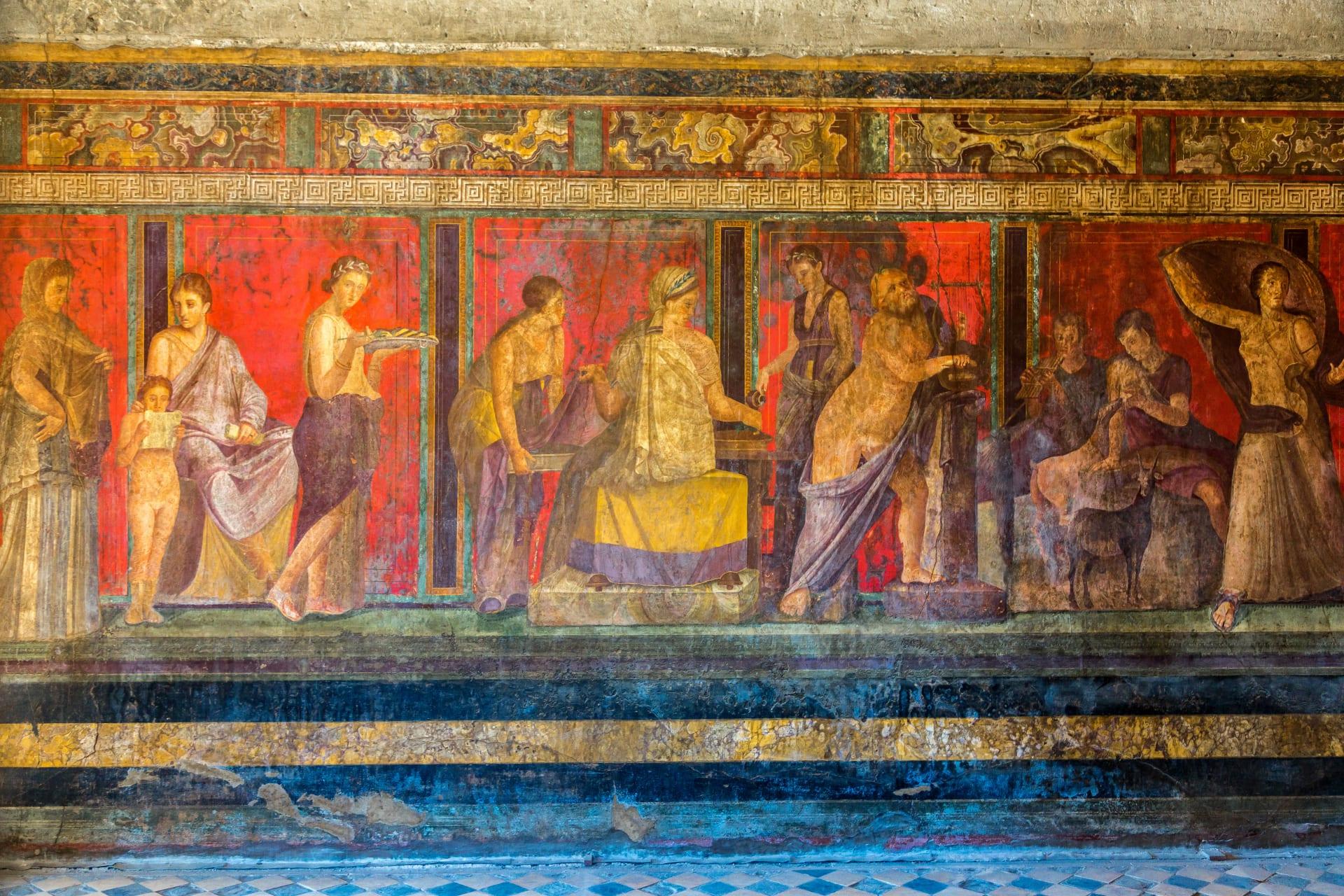 Pompeii and  Herculaneum - Pompeii Special: The Villa of Mysteries