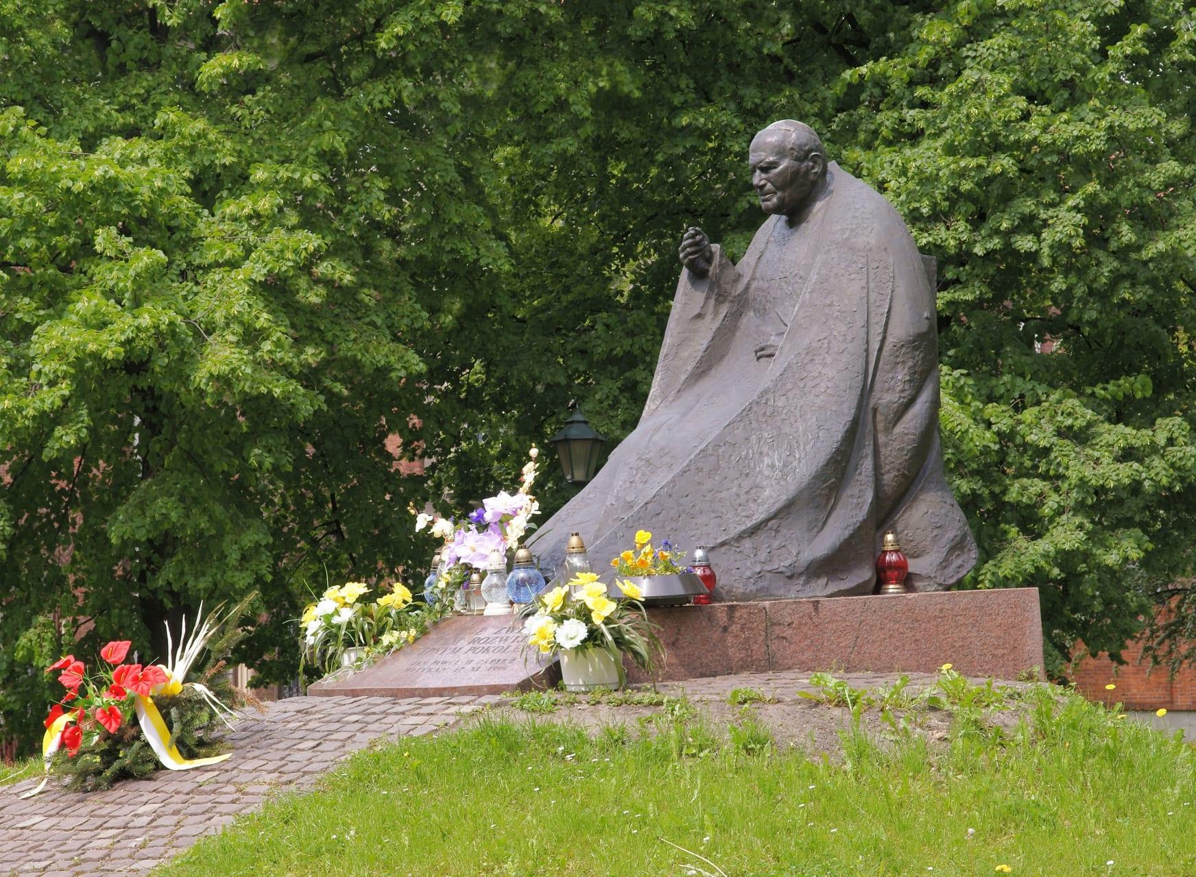 Krakow - Where Did John Paul II Walk In Kraków?