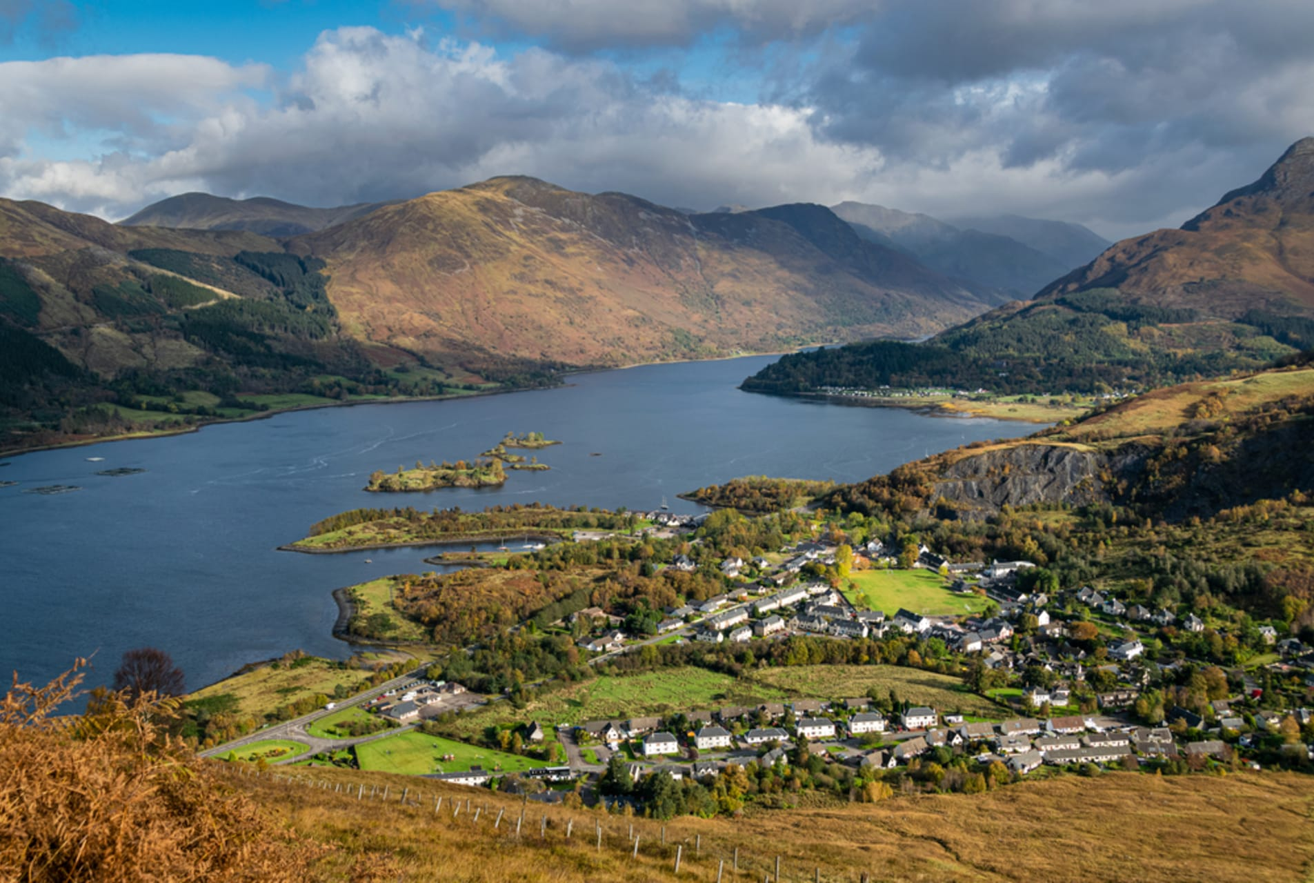 The Scottish Highlands - Ballachulish: The History of a Highland Village