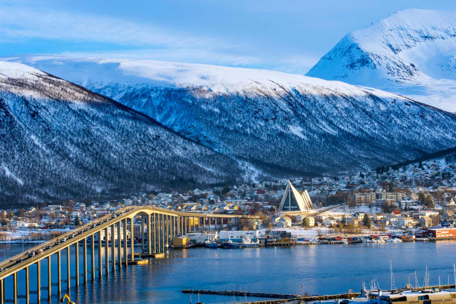 Northern Norway - Exploring Northern Norway: Walks Through Small Towns in the Far North