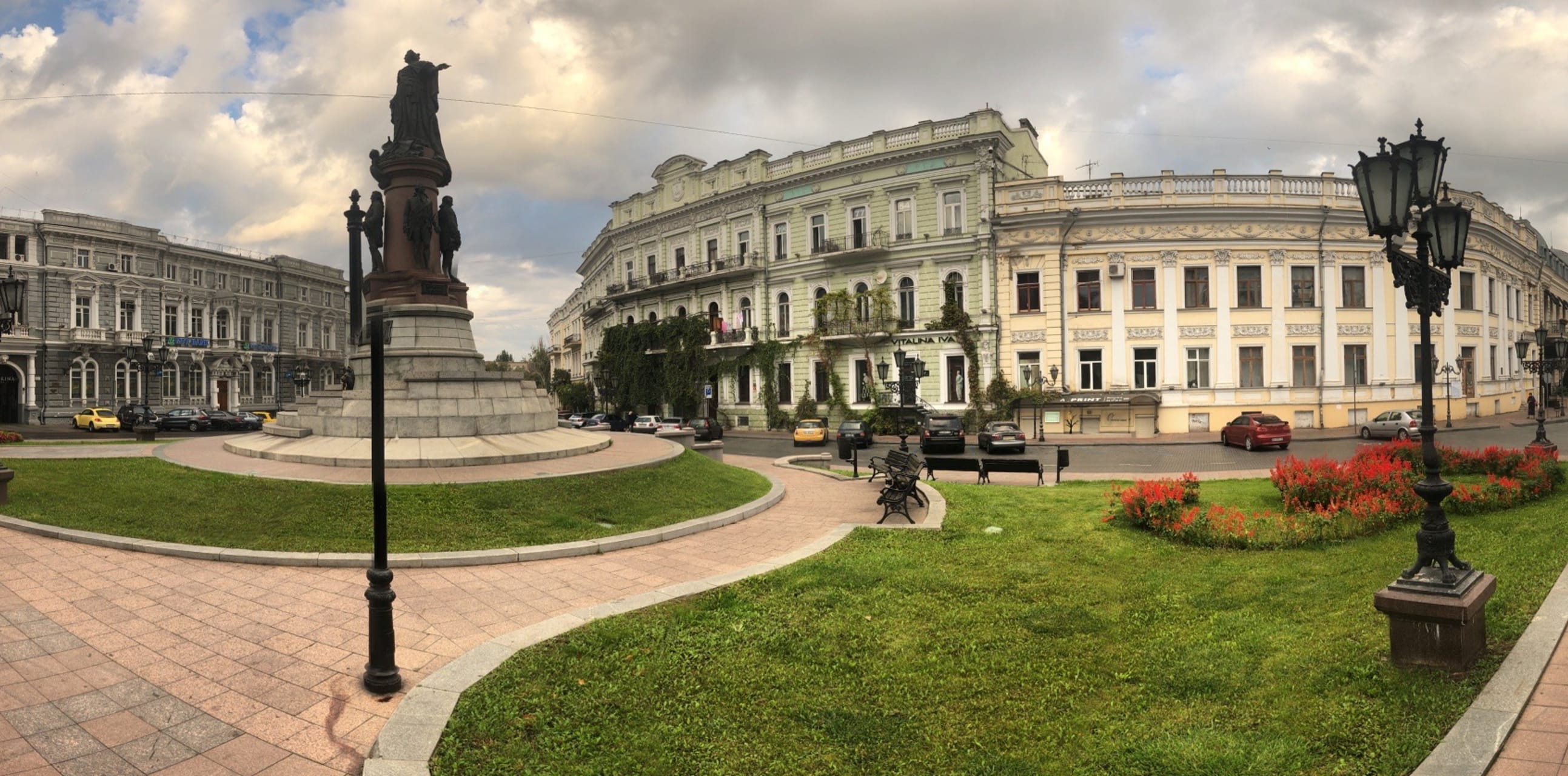 Odessa - Secrets and Splendours of Odessa's Main Sights Walking Tour- with a Quiz - Part 1